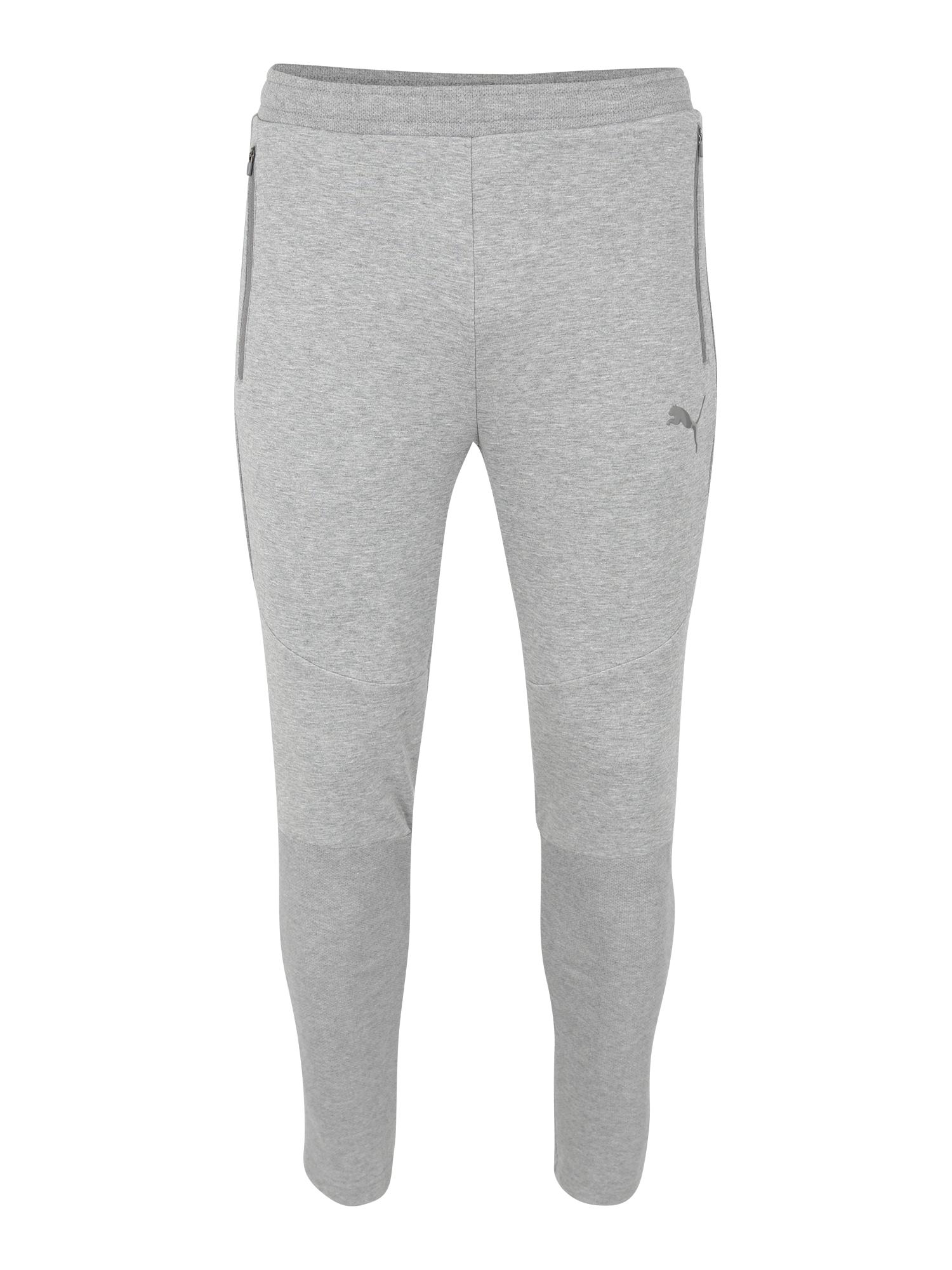 Sportovní kalhoty Evostripe Move šedá PUMA