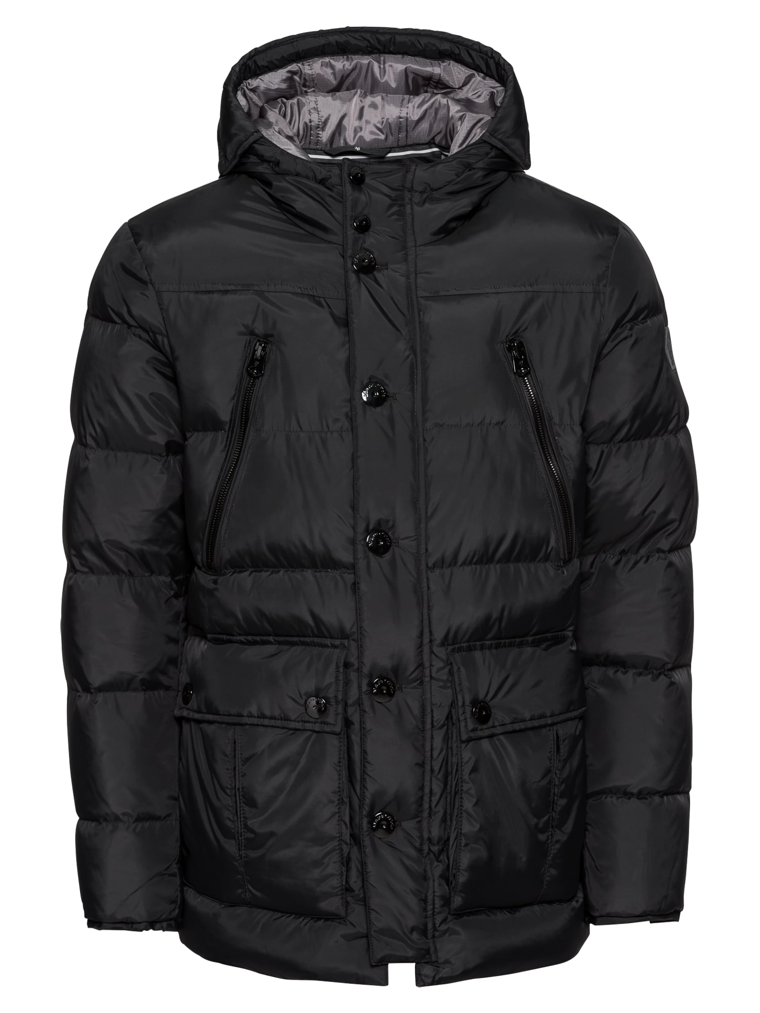 Marc OPolo Zimní bunda černá Marc O'Polo