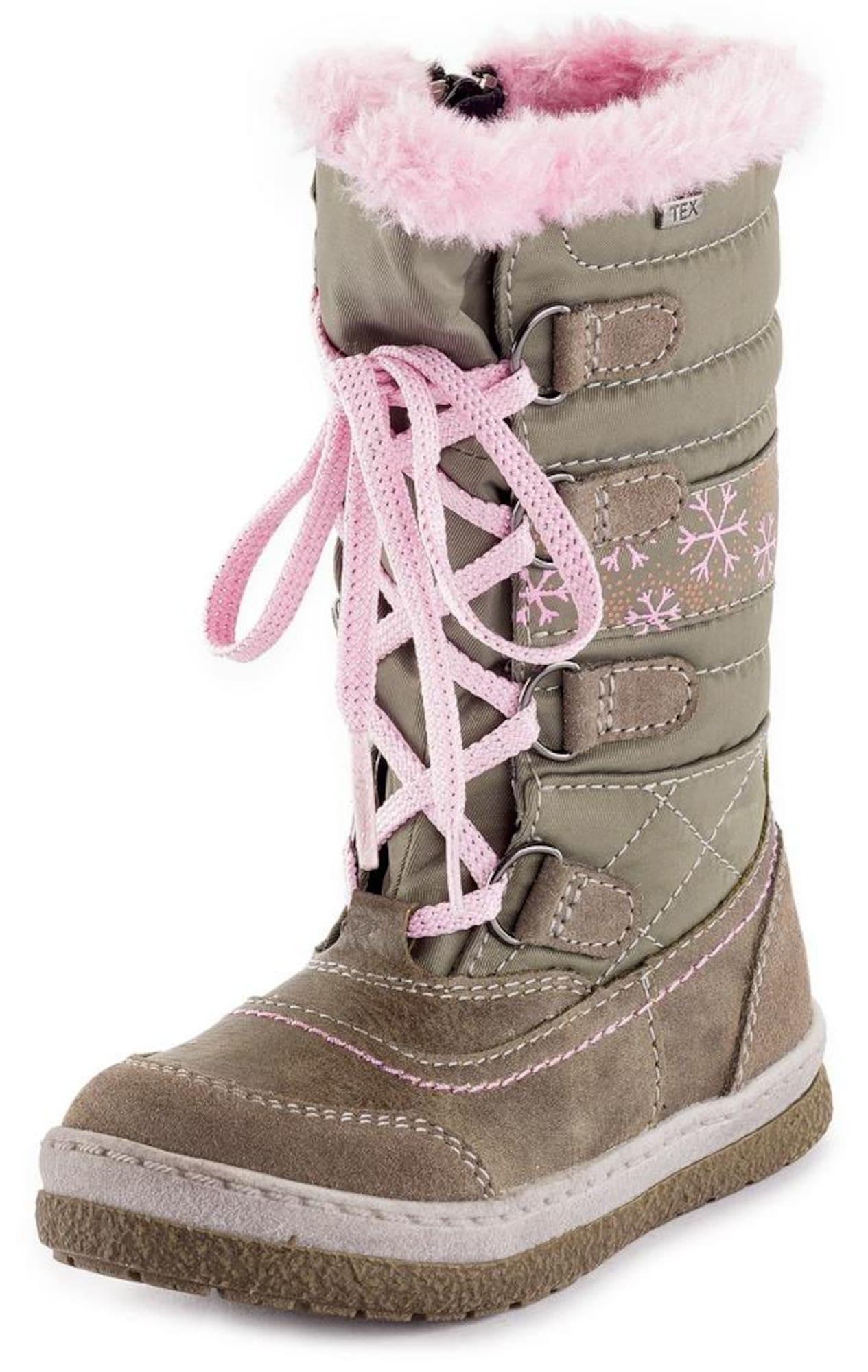 Winterstiefel 'Alpy-Tex' | Schuhe > Stiefel > Winterstiefel | Grau | LURCHI