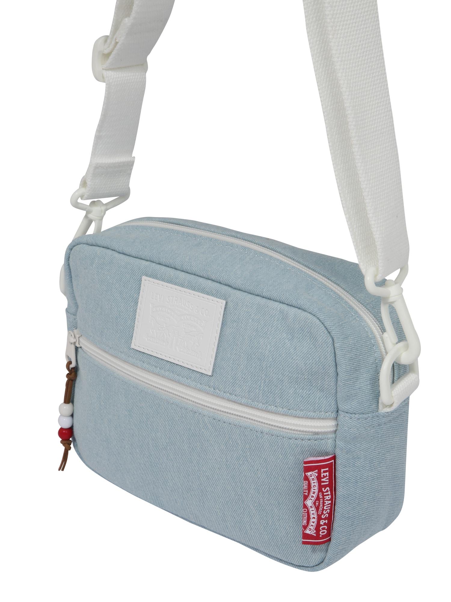 LEVI'S Taška cez rameno 'Boxy X Body - Denim'  modrá denim