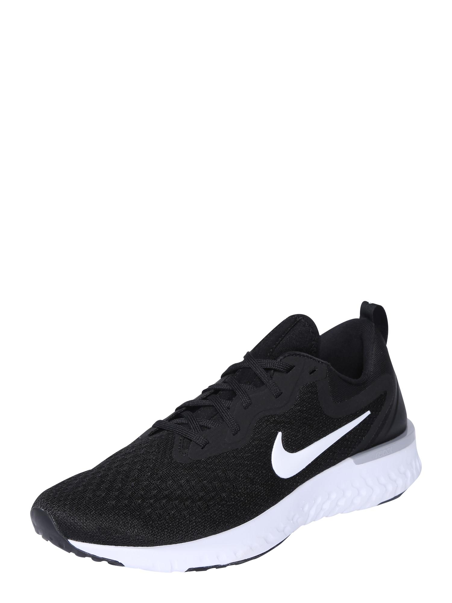 Běžecká obuv ODYSSEY REACT šedá černá bílá NIKE