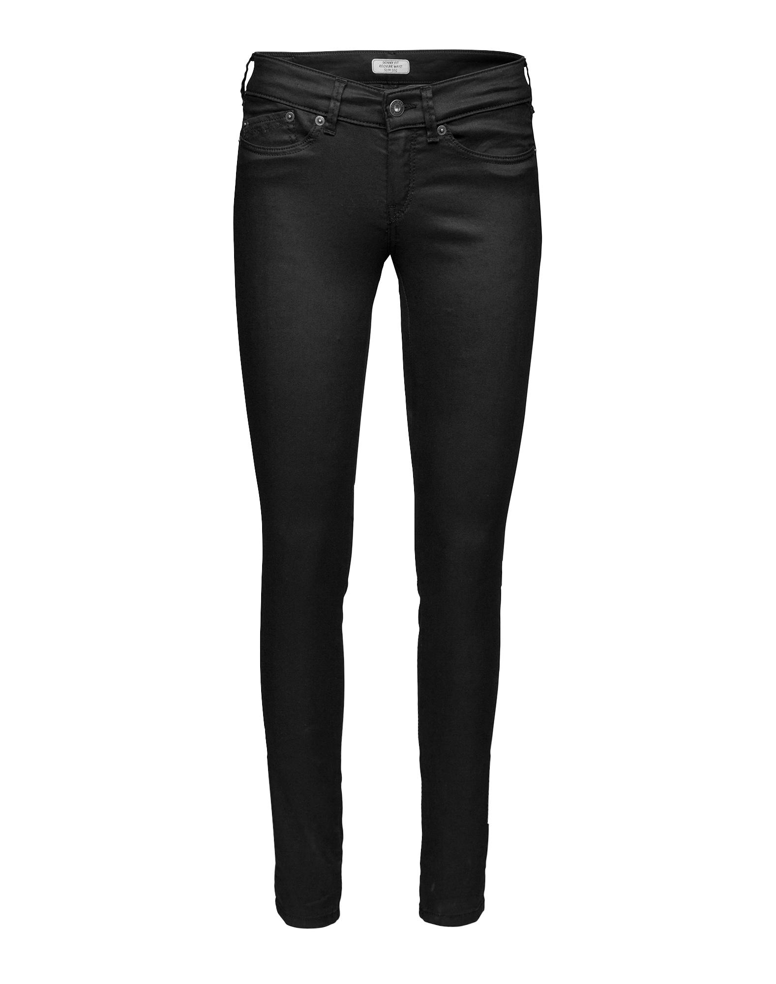 Pepe Jeans Dames Jeans Pixie zwart