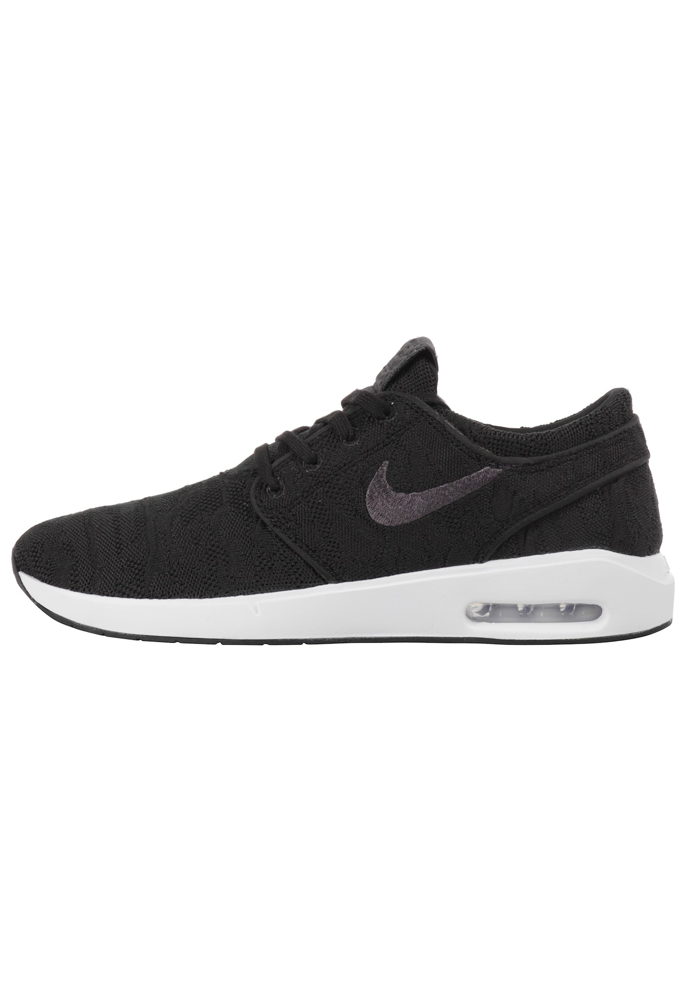 Nike SB, Heren Sneakers laag 'Air Max Janoski 2', zwart