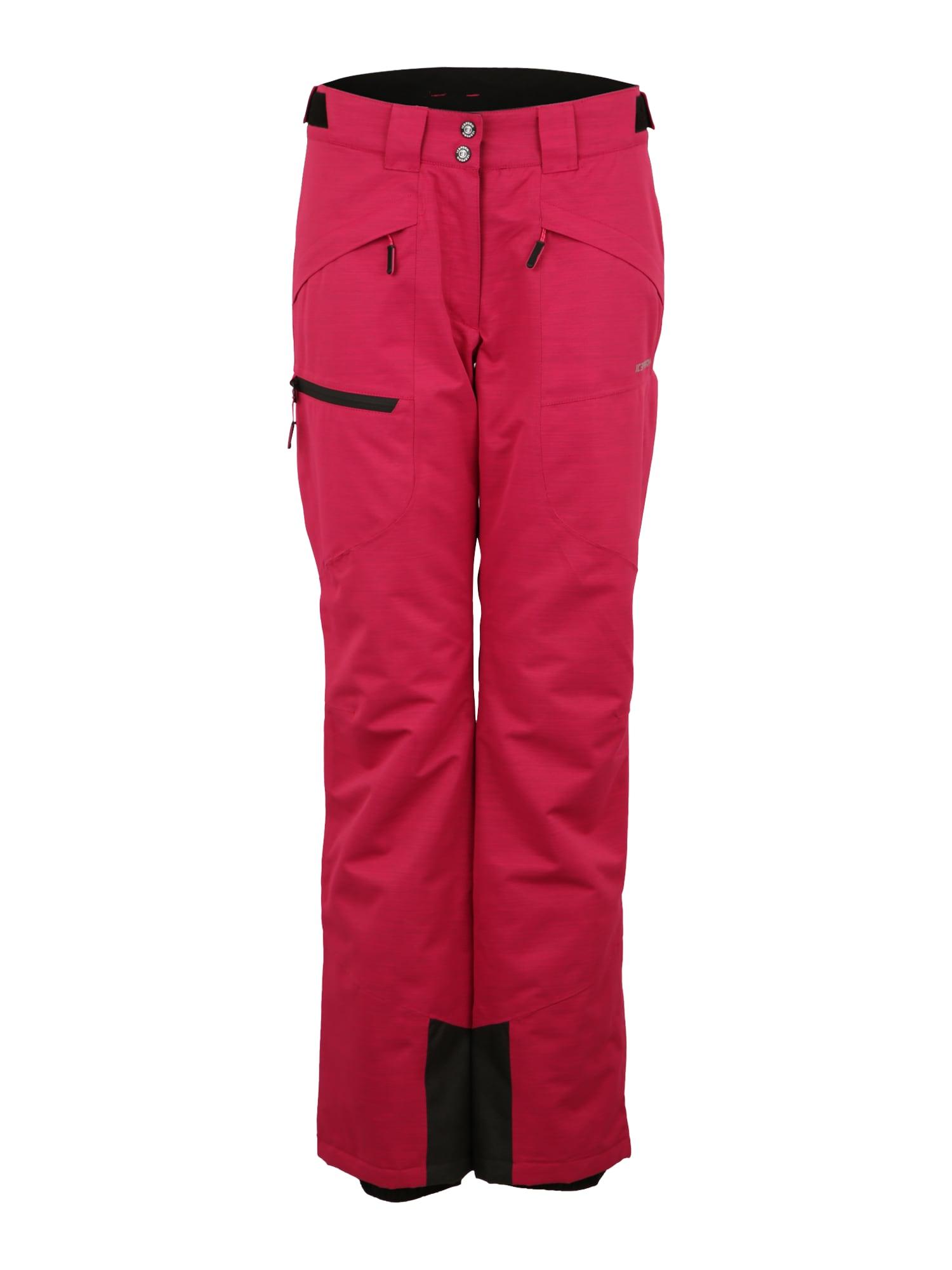 Sportovní kalhoty KRISTEN pink ICEPEAK