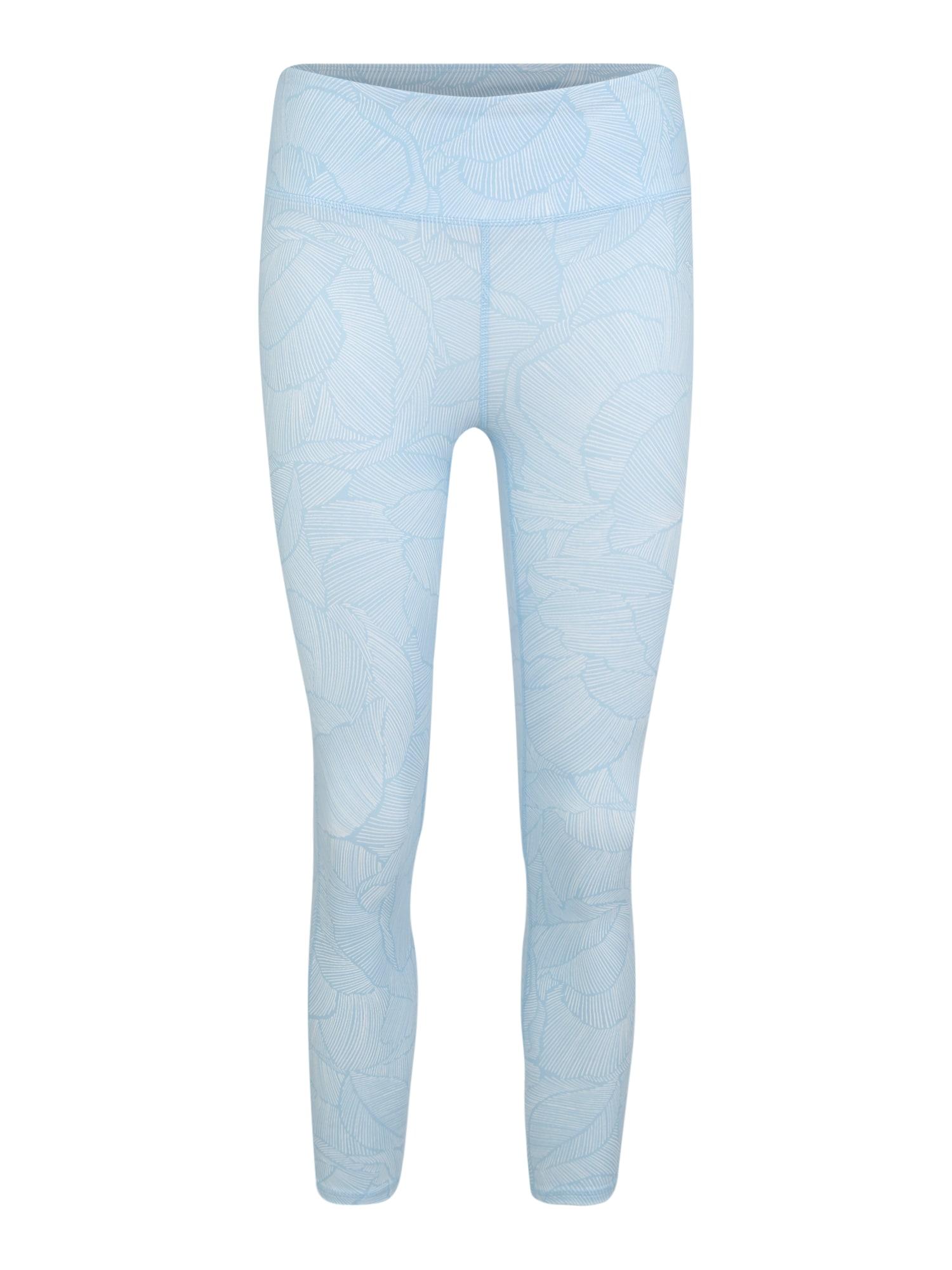 Sportovní kalhoty V-GFAST NW LEGGING 78 modrá GAP