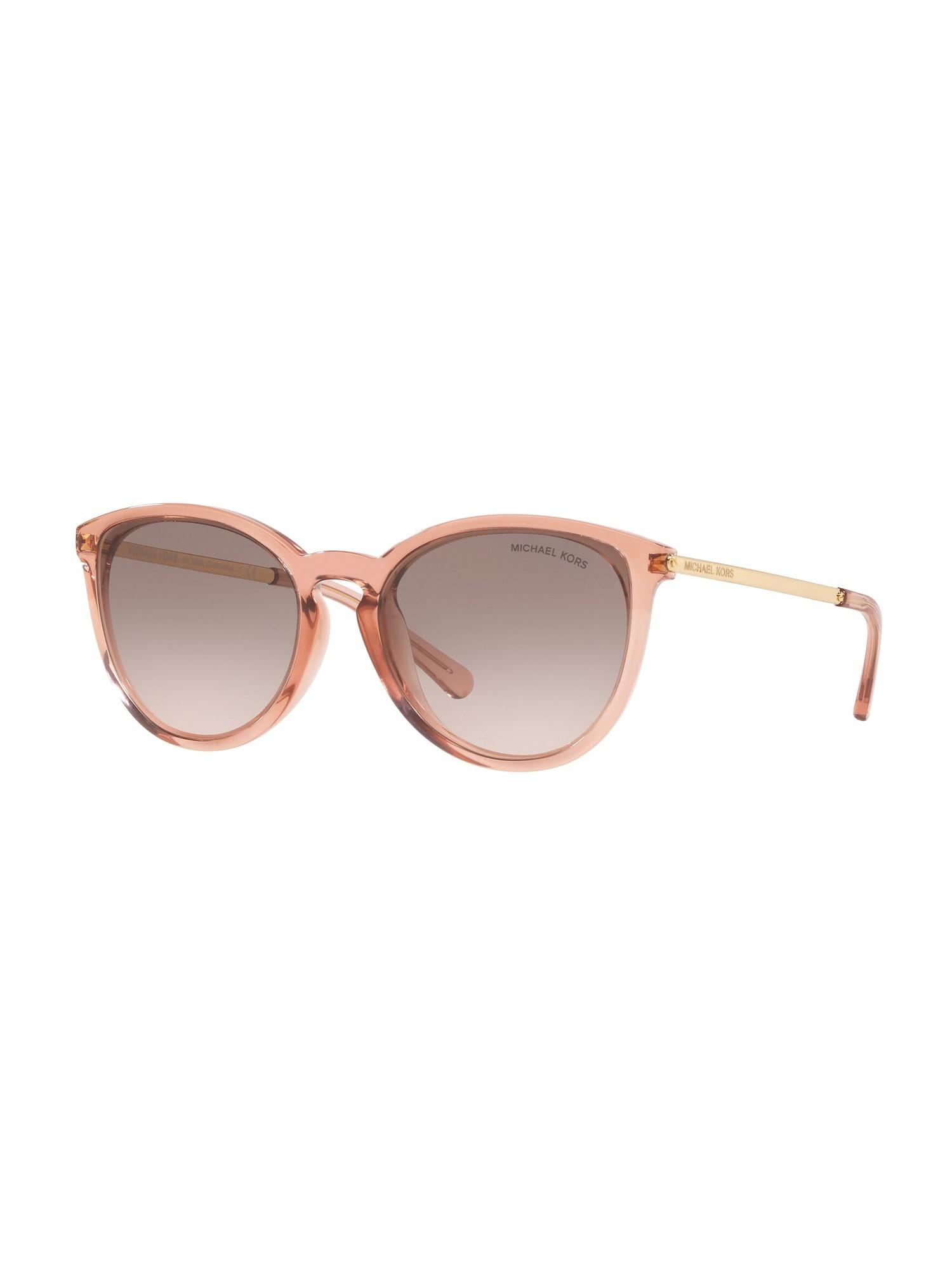 Michael Kors Sluneční brýle 'CHAMONIX'  průhledná / růžová