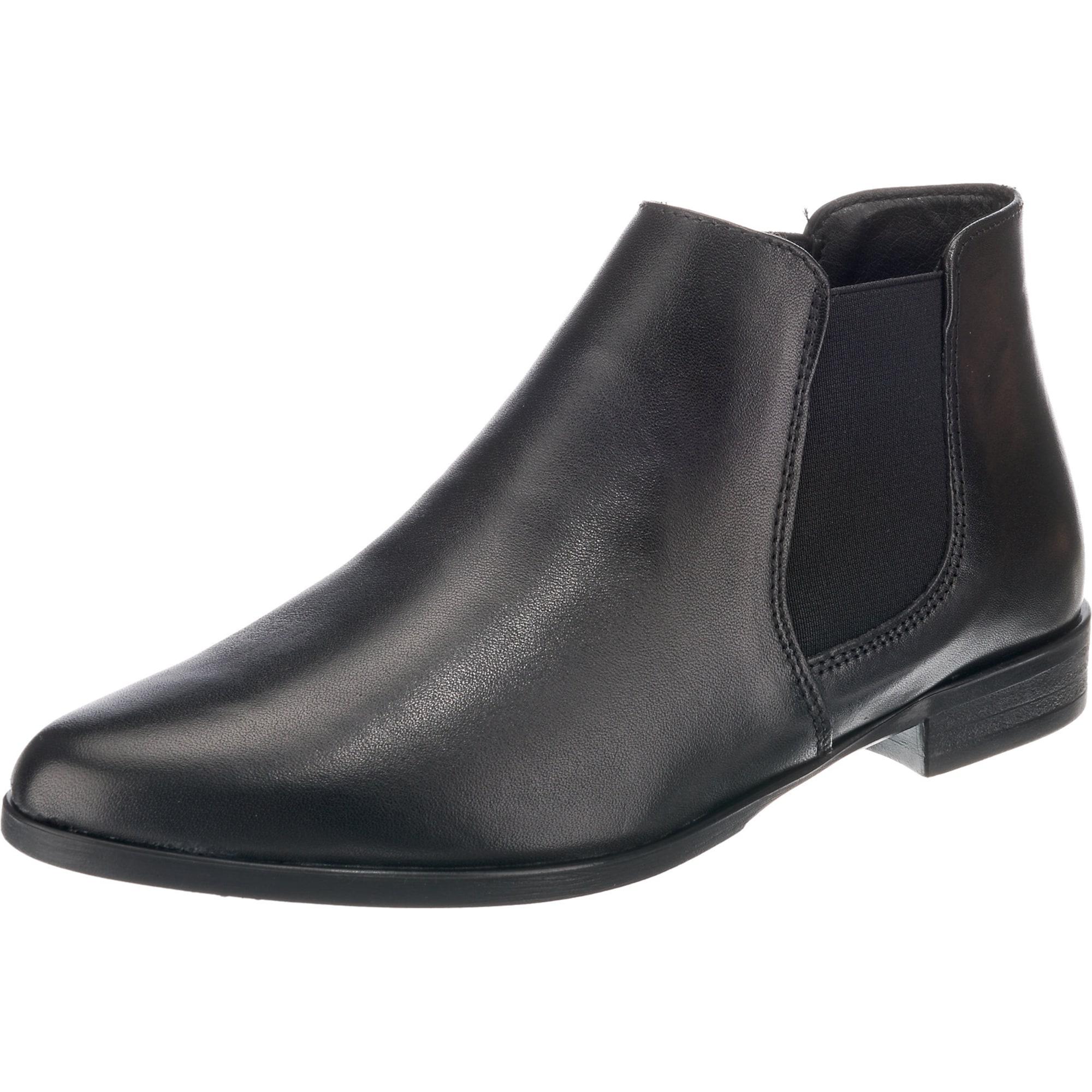Chelsea boty černá TAMARIS