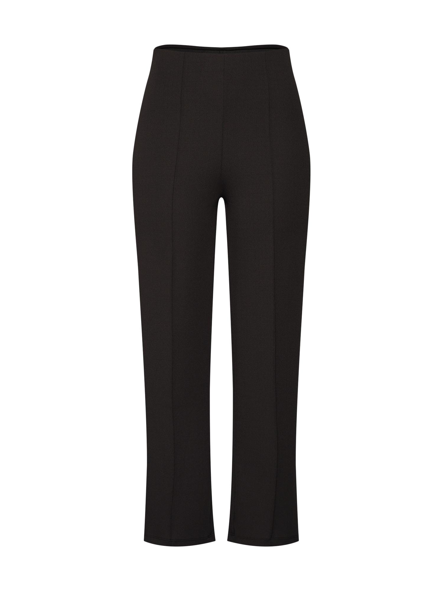 Kalhoty NMLINE NW PANT X černá Noisy May