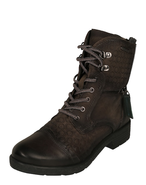 Boots ´Scara´ aus Leder