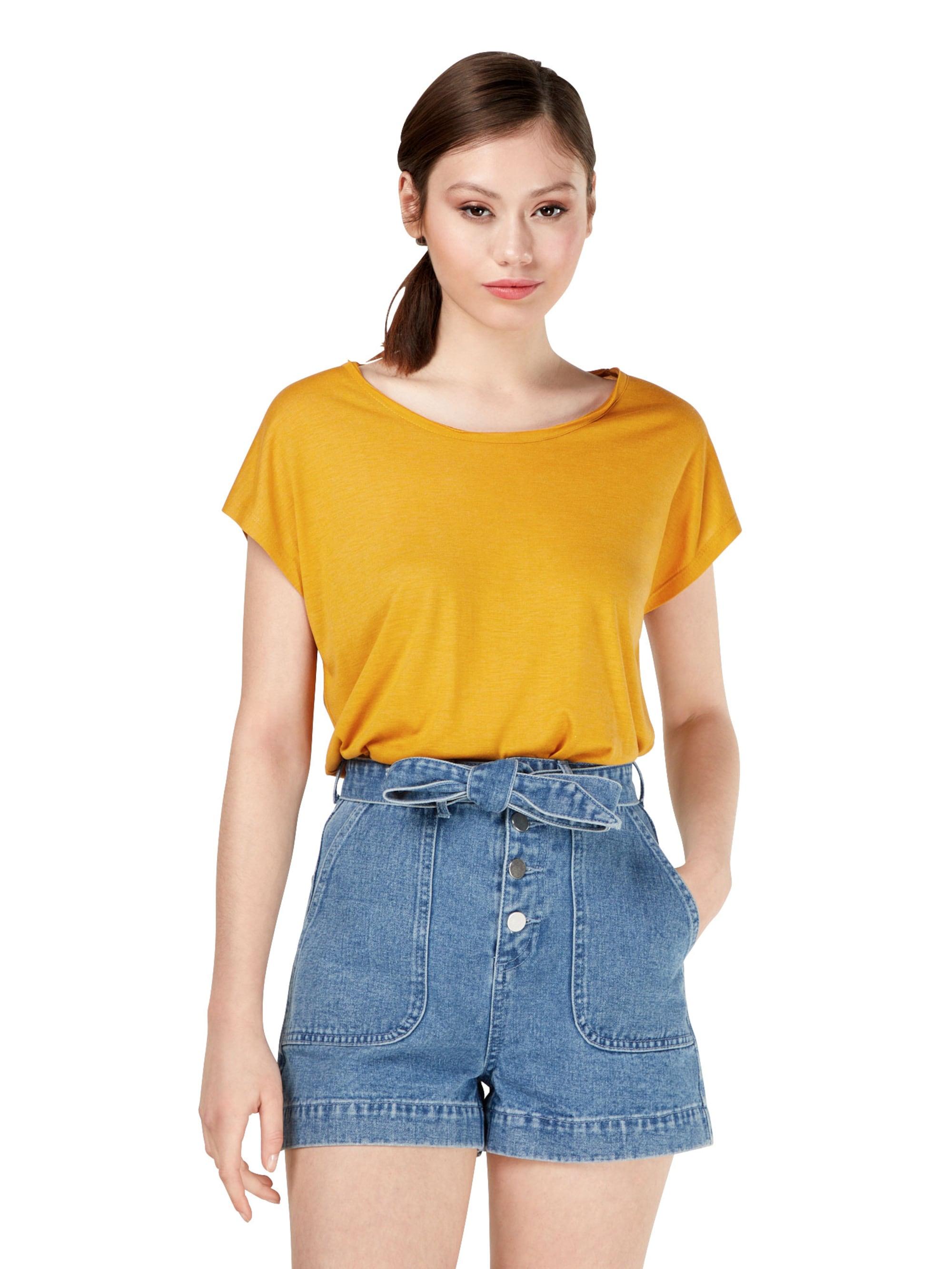 Tigha Koszulka 'Effi'  złoty żółty
