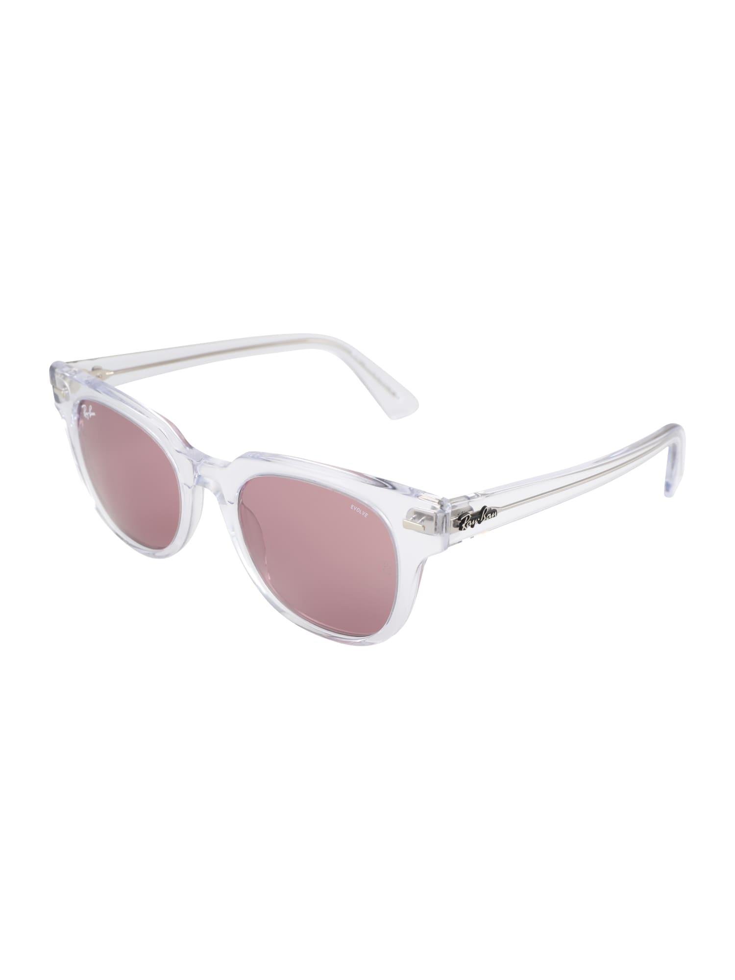 Sluneční brýle METEOR průhledná Ray-Ban