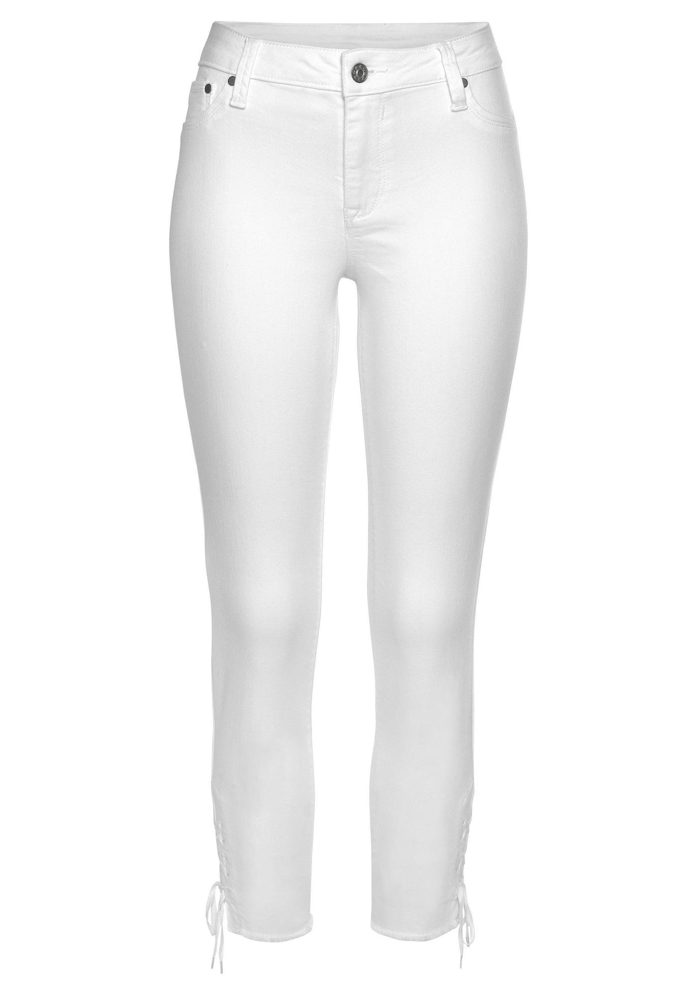 Jeggings   Bekleidung > Jeans > Jeggings   Weiß   Lascana