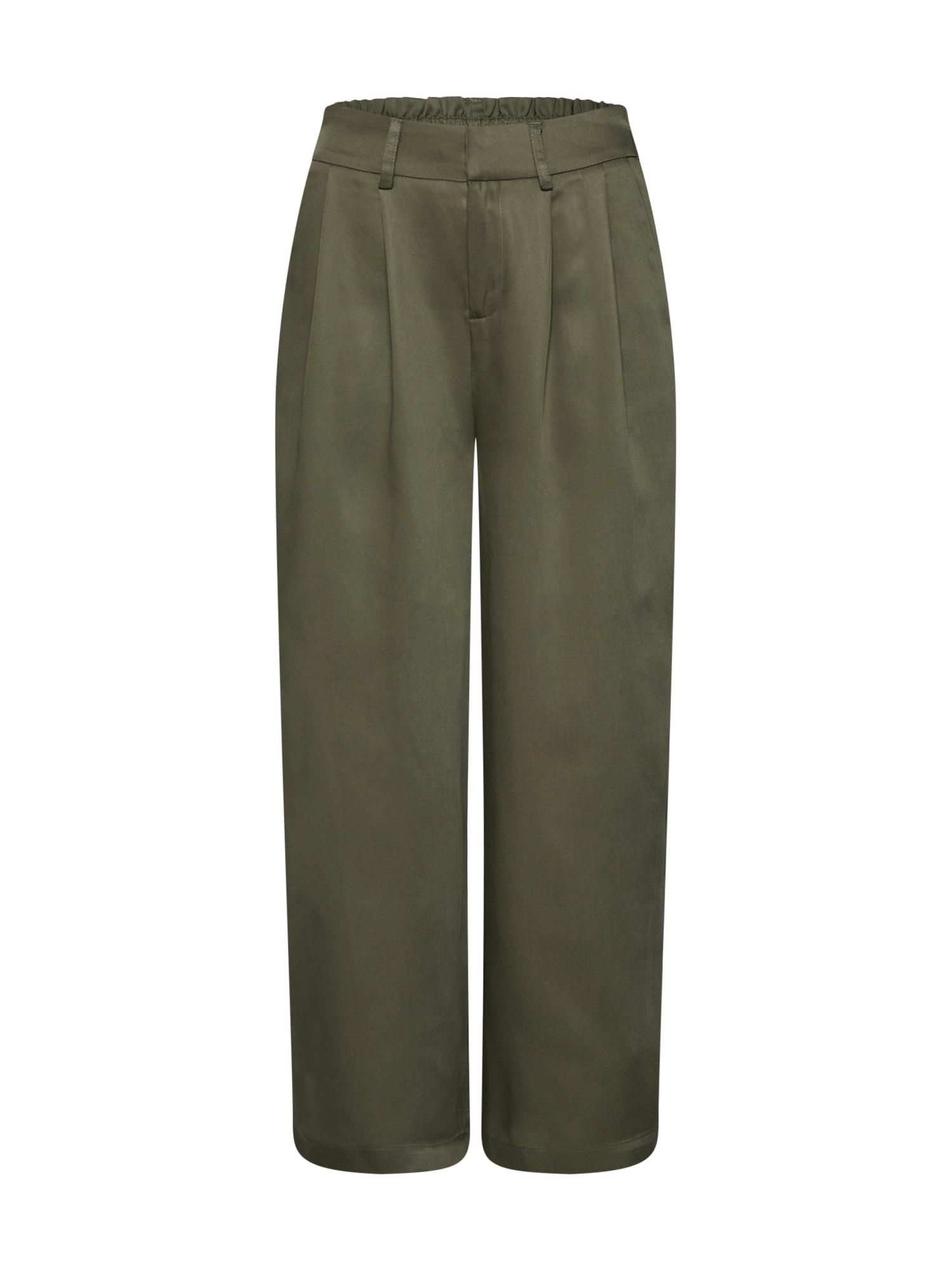 Kalhoty Annabelle Pants zelená CULTURE
