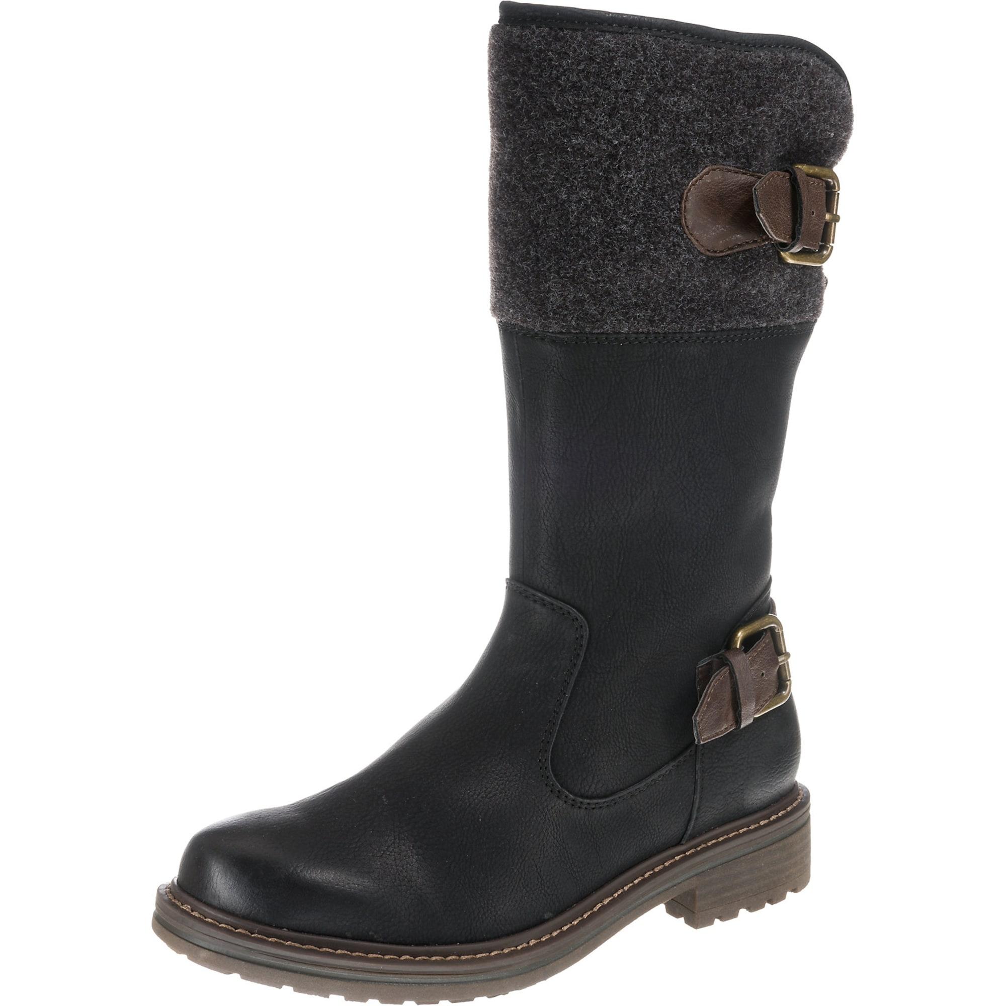 Winterstiefel | Schuhe > Stiefel > Winterstiefel | Schwarz | SUPREMO