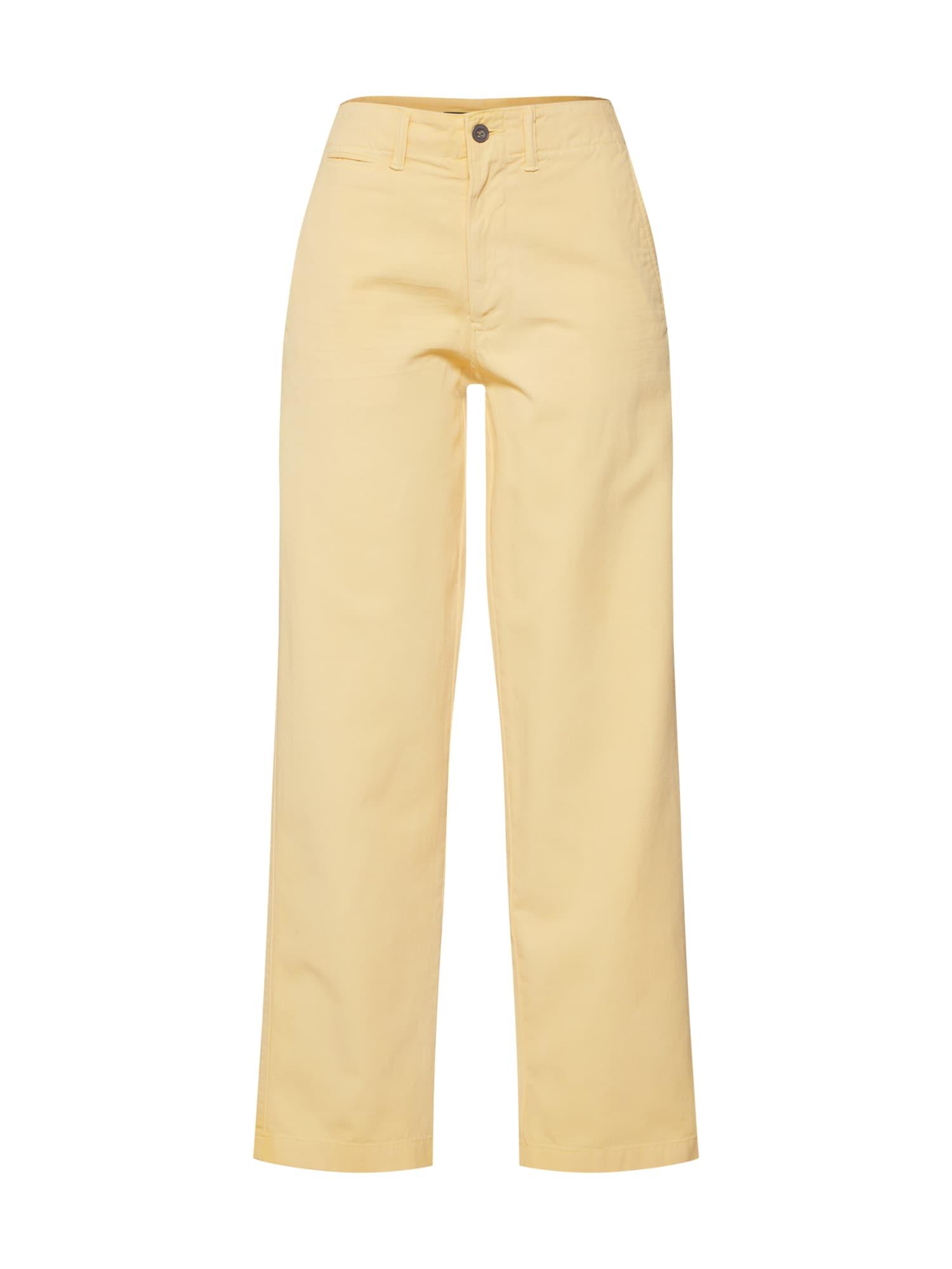 Kalhoty žlutá POLO RALPH LAUREN
