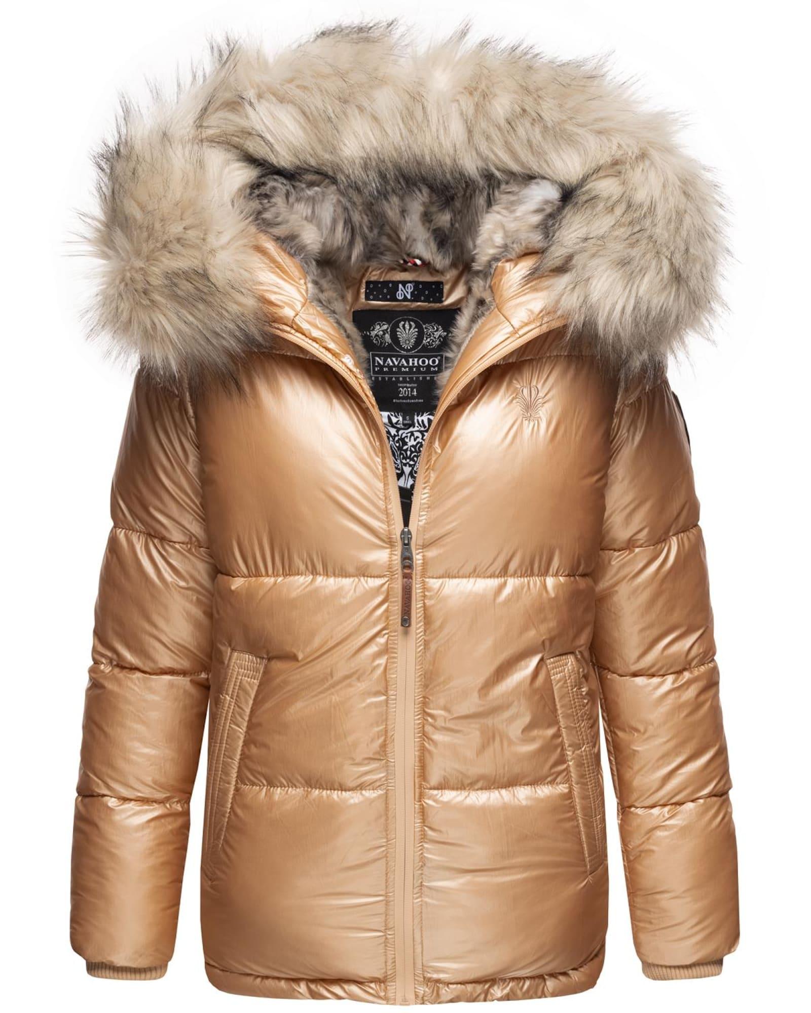 Winterjacke 'Tikunaa' | Bekleidung > Jacken > Winterjacken | NAVAHOO