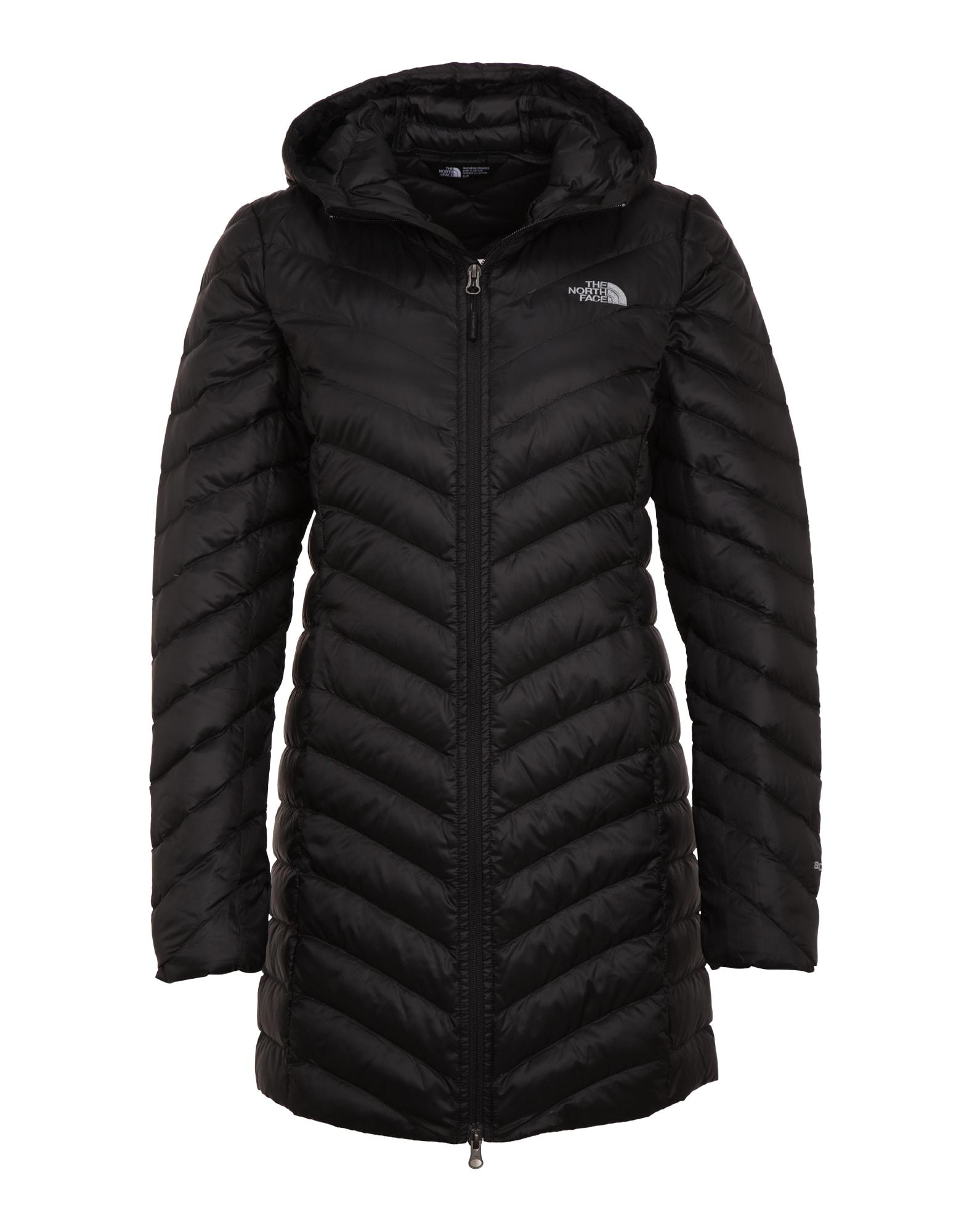 Outdoorový kabát Trevail černá THE NORTH FACE