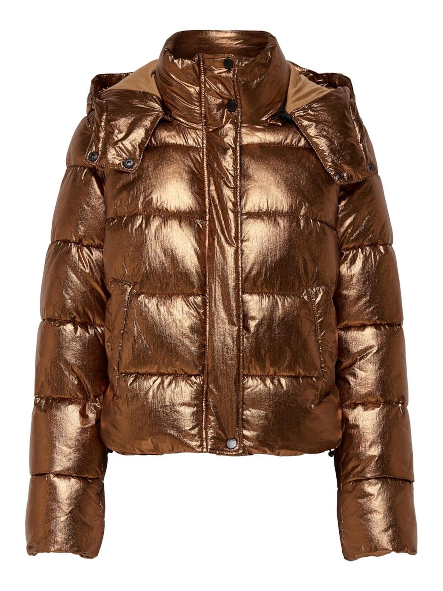 ONLY Zimní bunda  bronzová