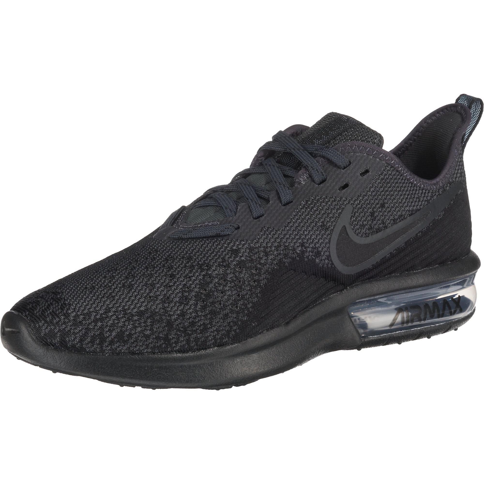 Sneaker 'Air Max Sequent 4' | Schuhe > Sneaker > Sneaker | Grau - Schwarz | Nike