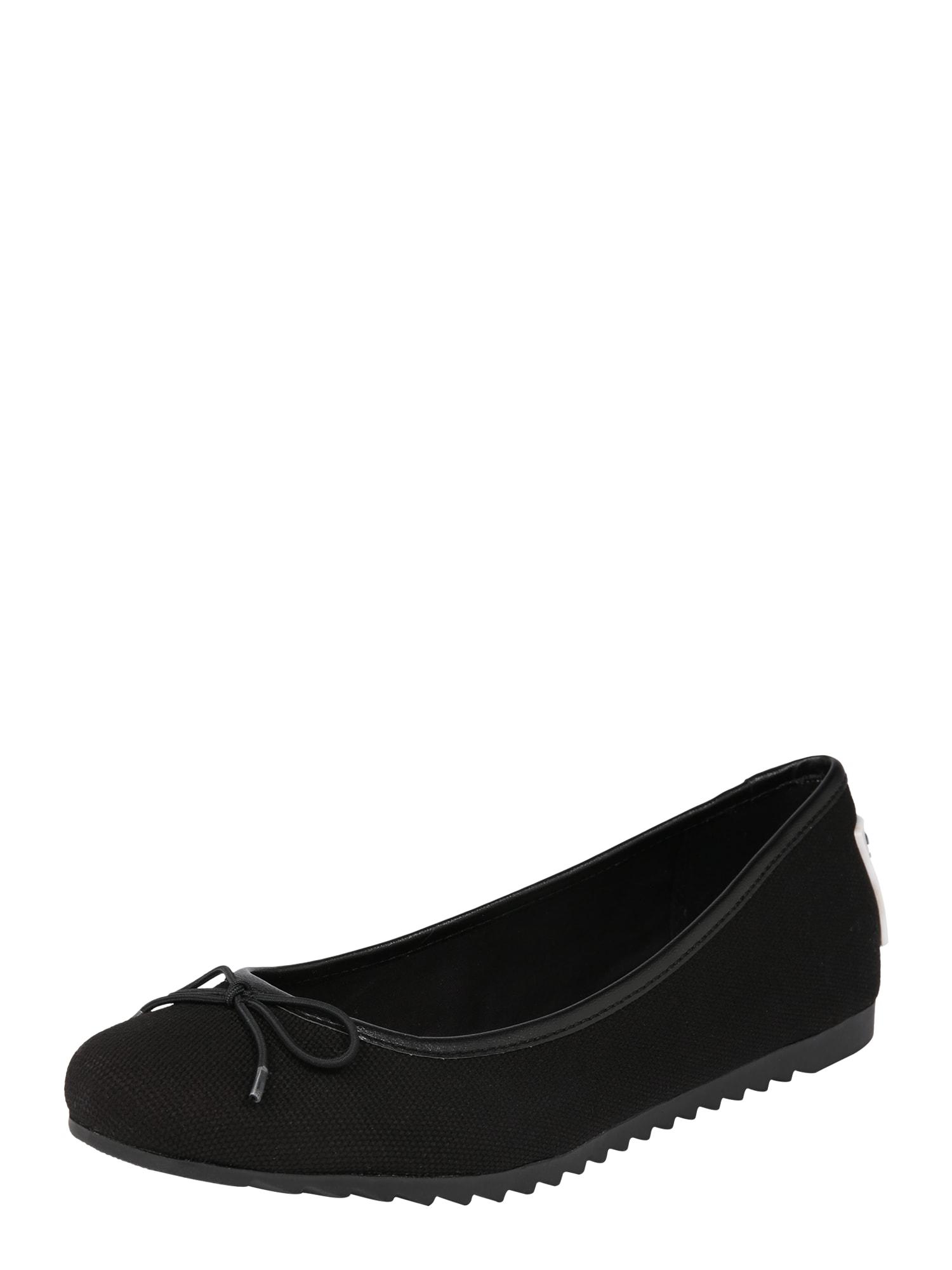 Baleríny MELISSA 6D černá Tommy Jeans