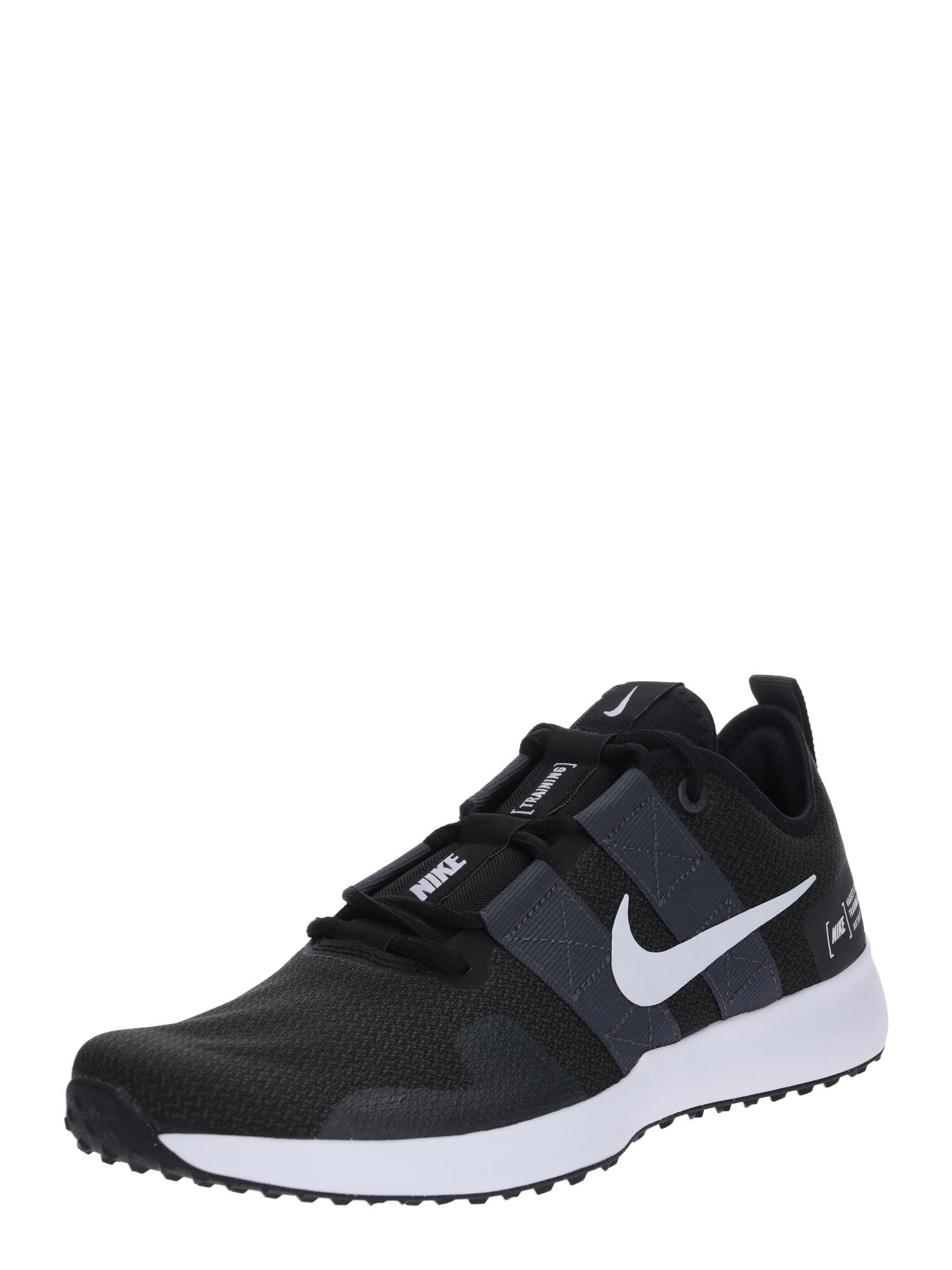 Sportovní boty Varsity Compete TR 2 černá bílá NIKE