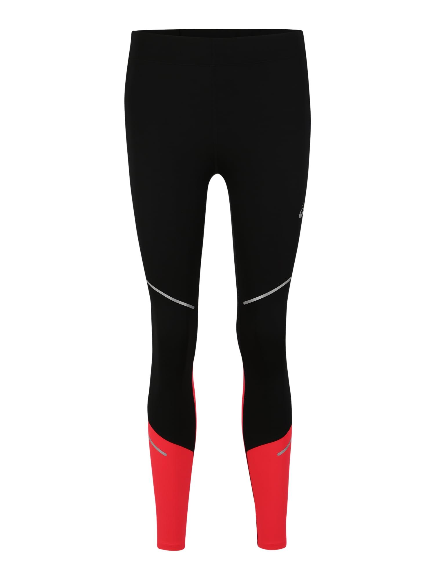 Sportovní kalhoty LITE-SHOW 2 CROP TIGHT černá ASICS