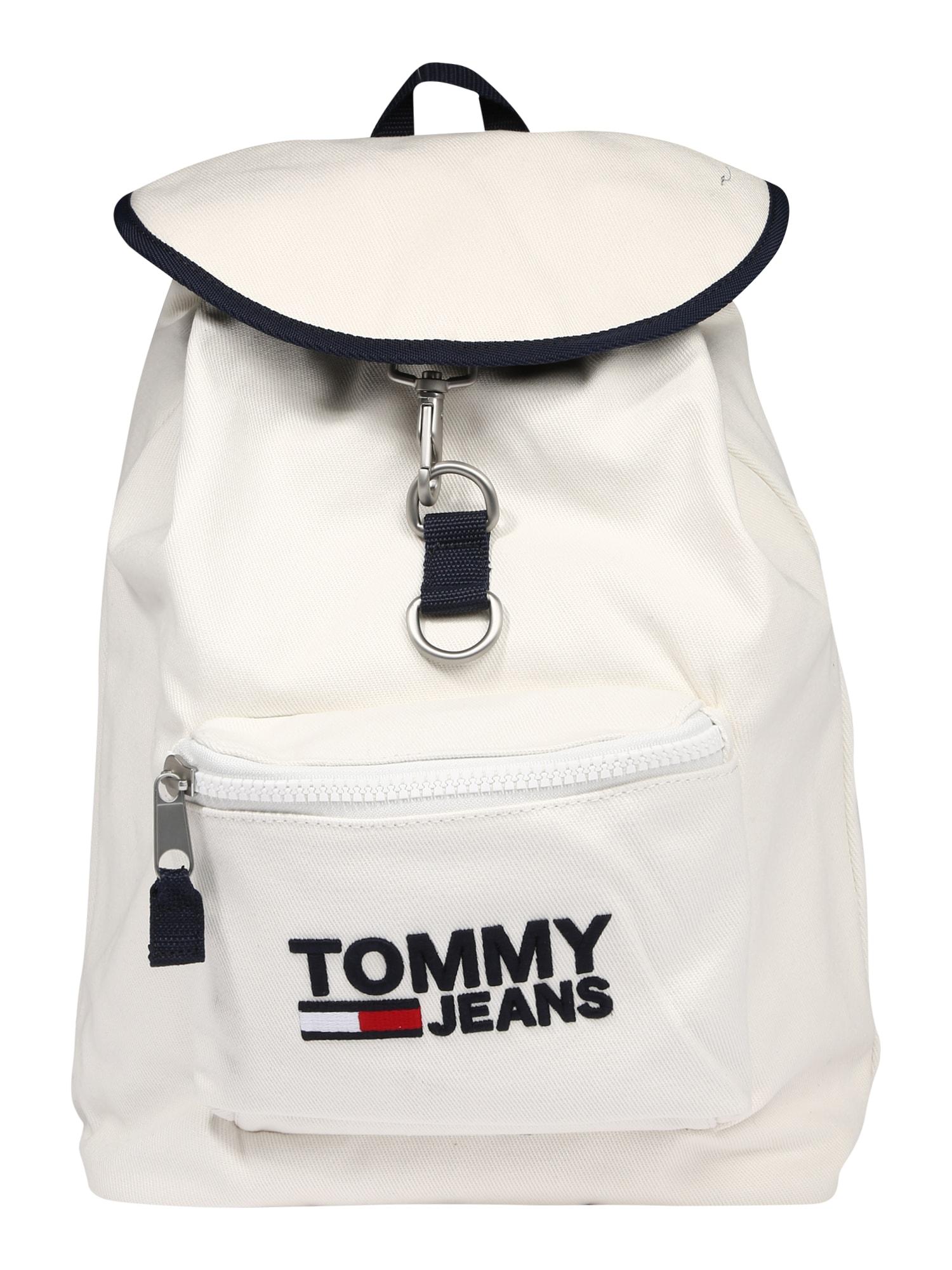 Batoh TJM Heritage Backpack bílá Tommy Jeans