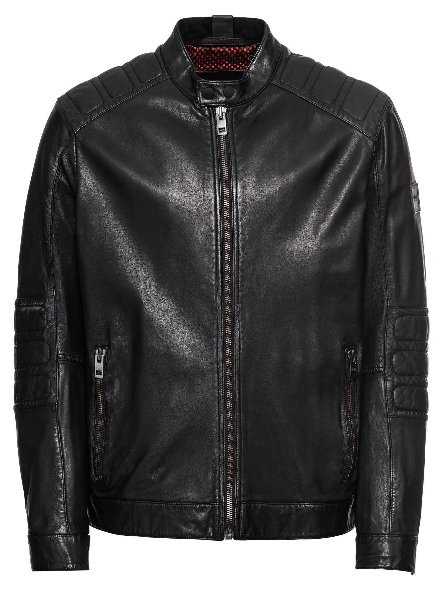 Přechodná bunda Jagson5 černá BOSS