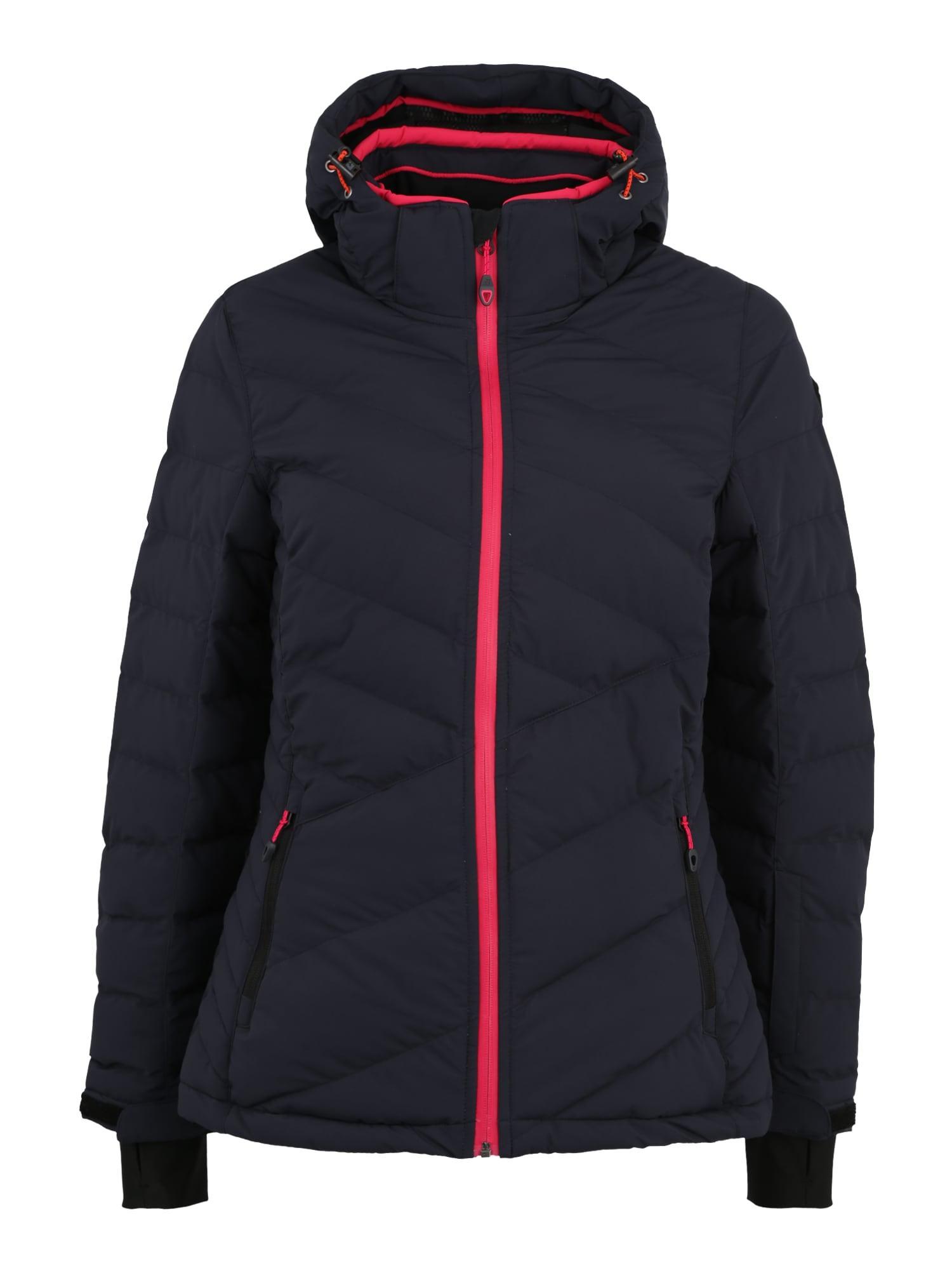 Outdoorová bunda Hilja námořnická modř KILLTEC