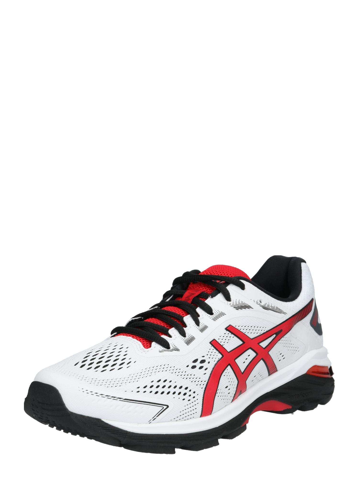 Běžecká obuv Gt-2000 7 červená černá bílá ASICS
