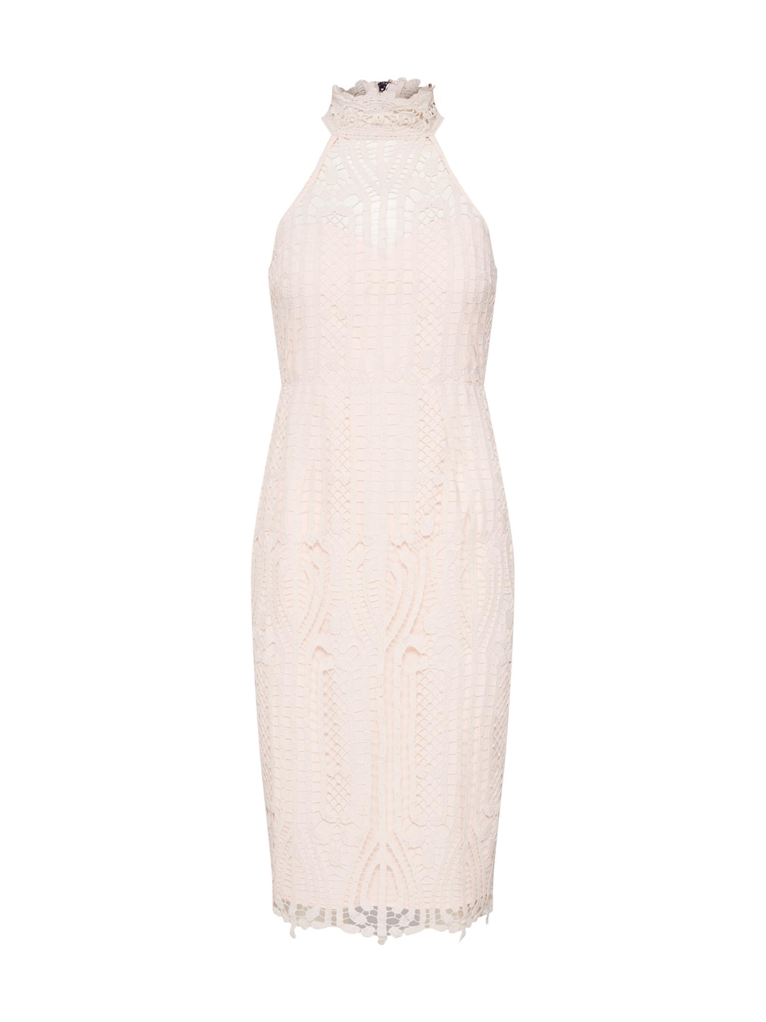 Pouzdrové šaty First Blush růže Love Triangle