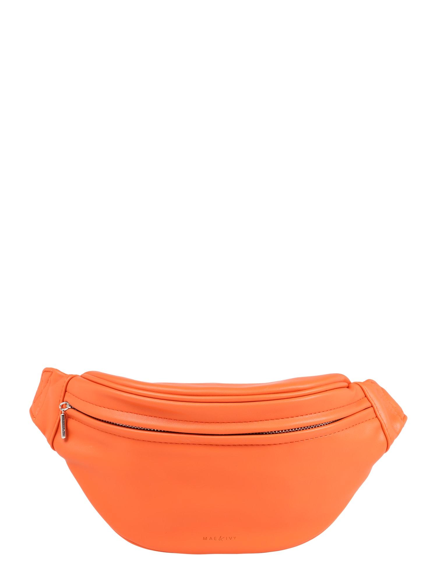 Ledvinka Rose Belt oranžová Mae & Ivy