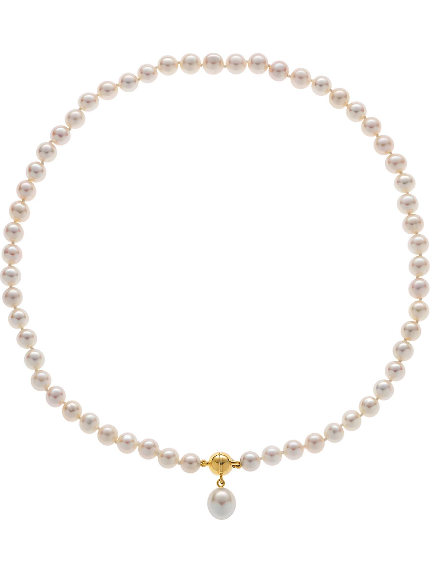 Perlenkette | Schmuck > Halsketten > Perlenketten | Weiß | Christ