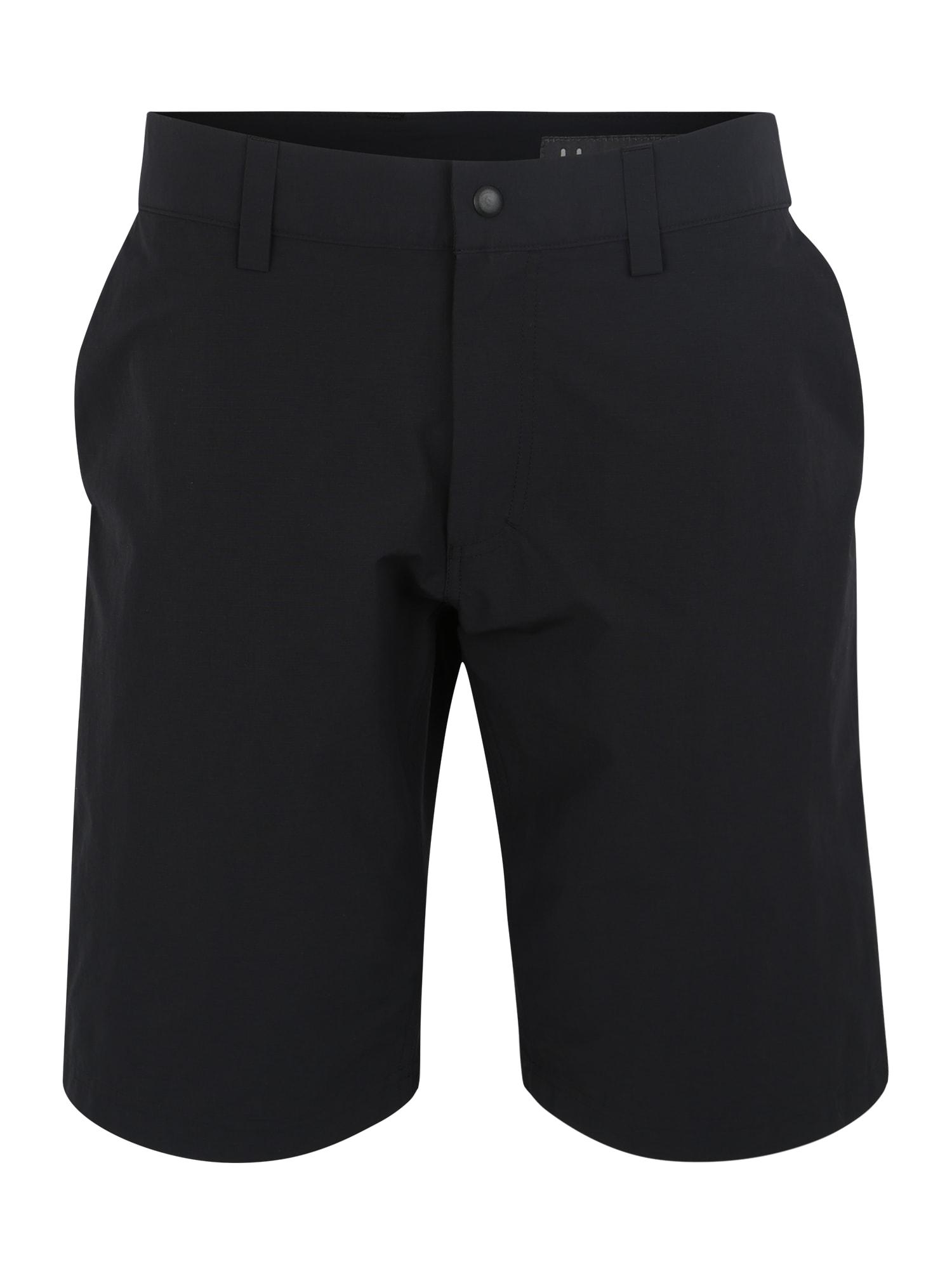 Sportovní kalhoty Amfibious černá Haglöfs