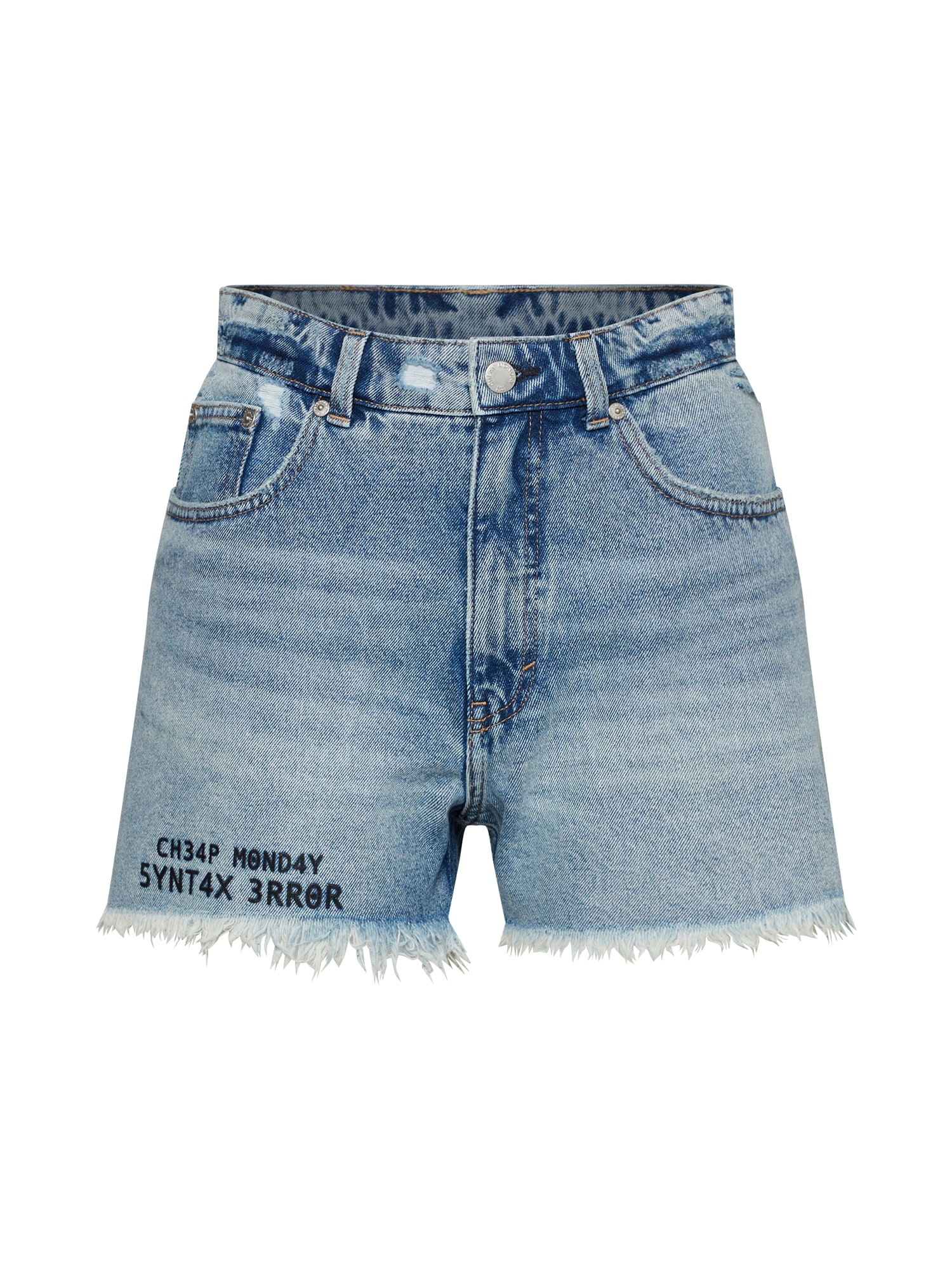CHEAP MONDAY Dames Jeans Donna blauw denim
