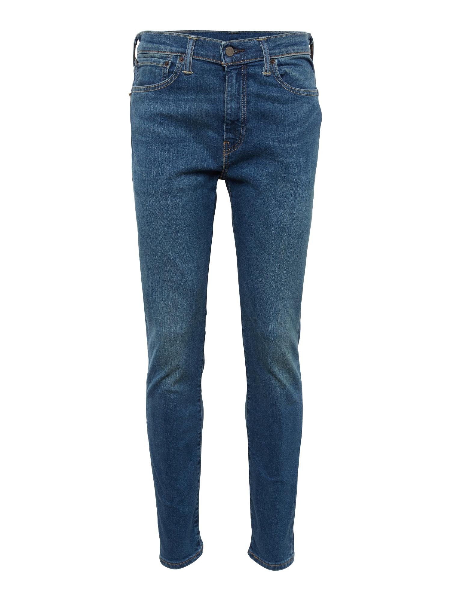 LEVI'S Heren Jeans 510™ SKINNY FIT blue denim