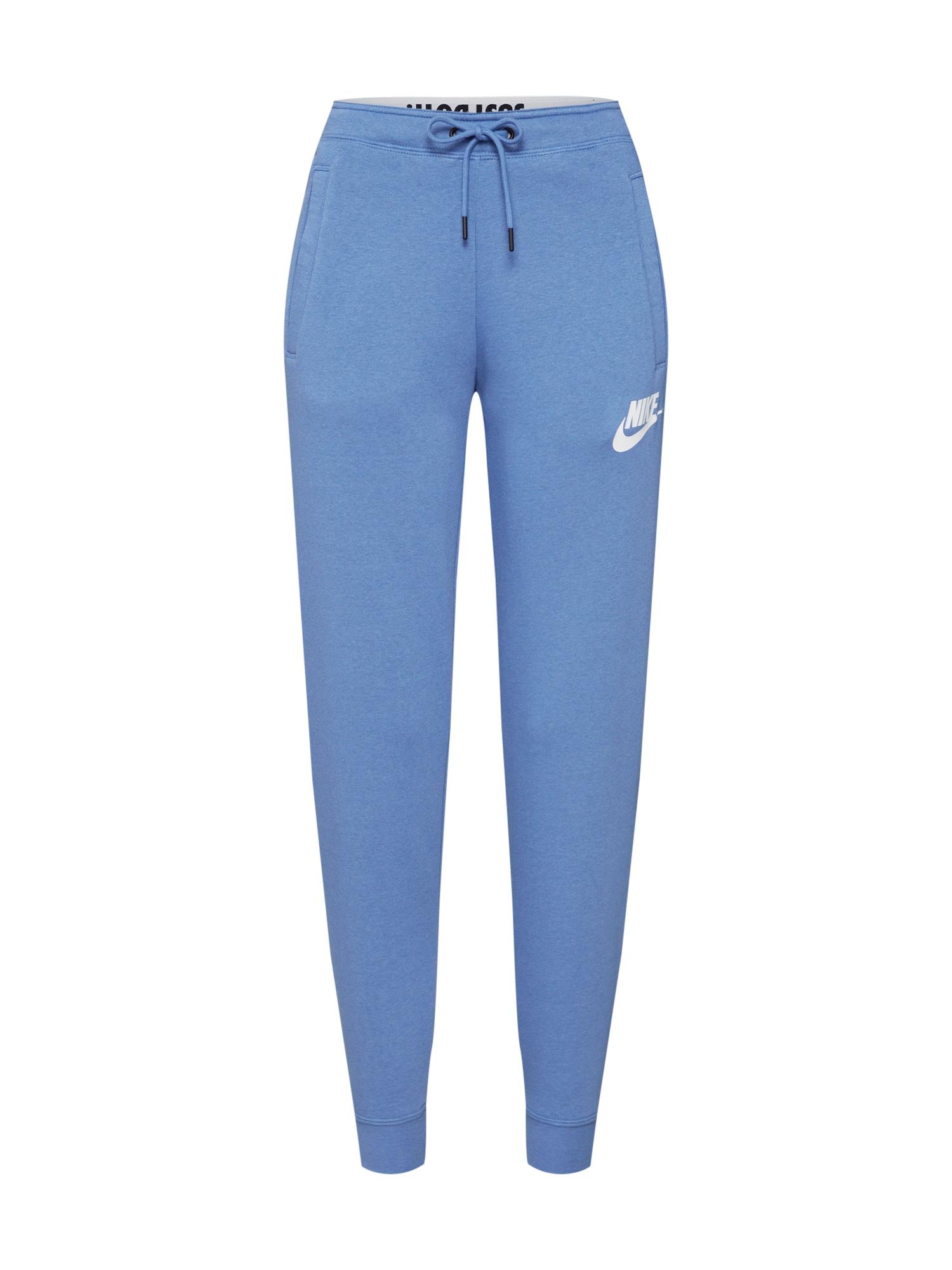 Kalhoty námořnická modř Nike Sportswear