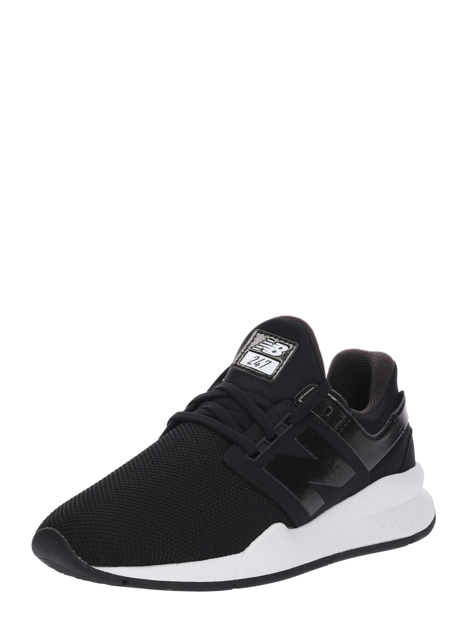 New Balance, Dames Sneakers laag 'WS247', zwart