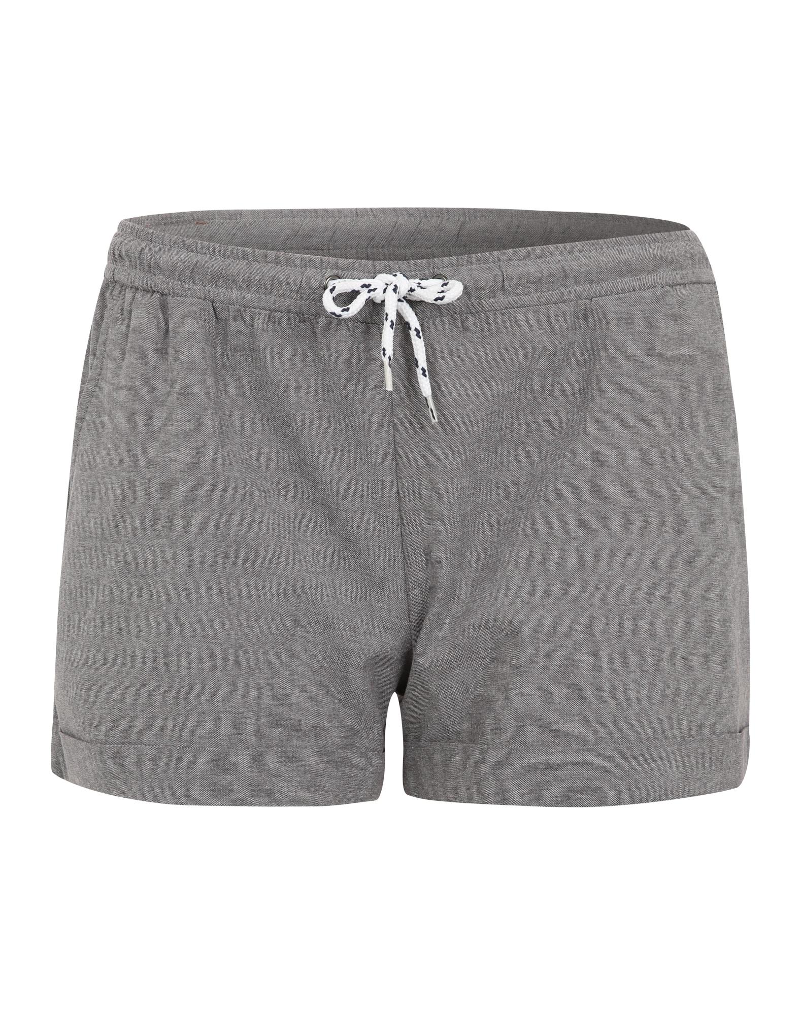 Kalhoty šedý melír Iriedaily