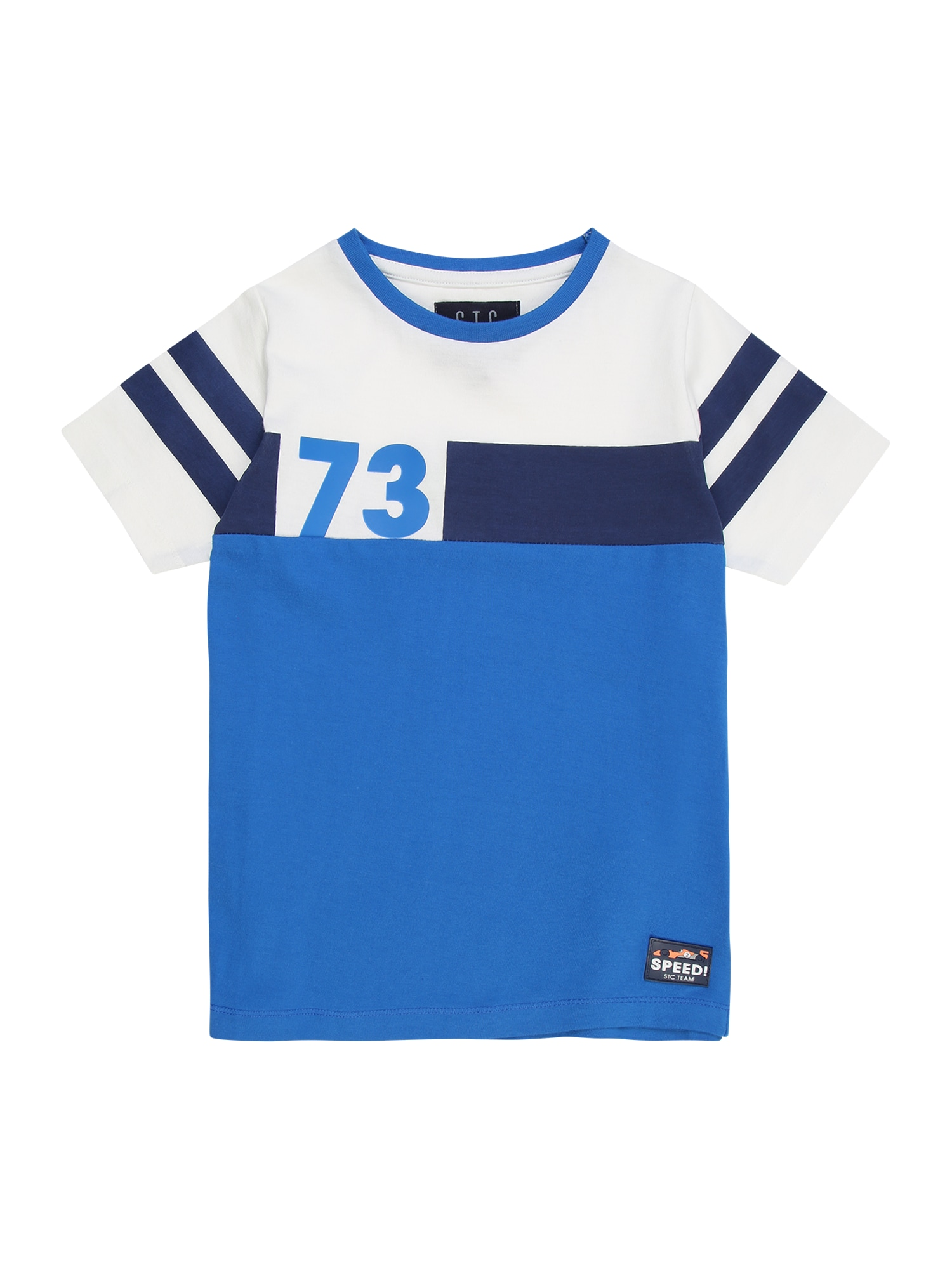STACCATO Tričko  modrá