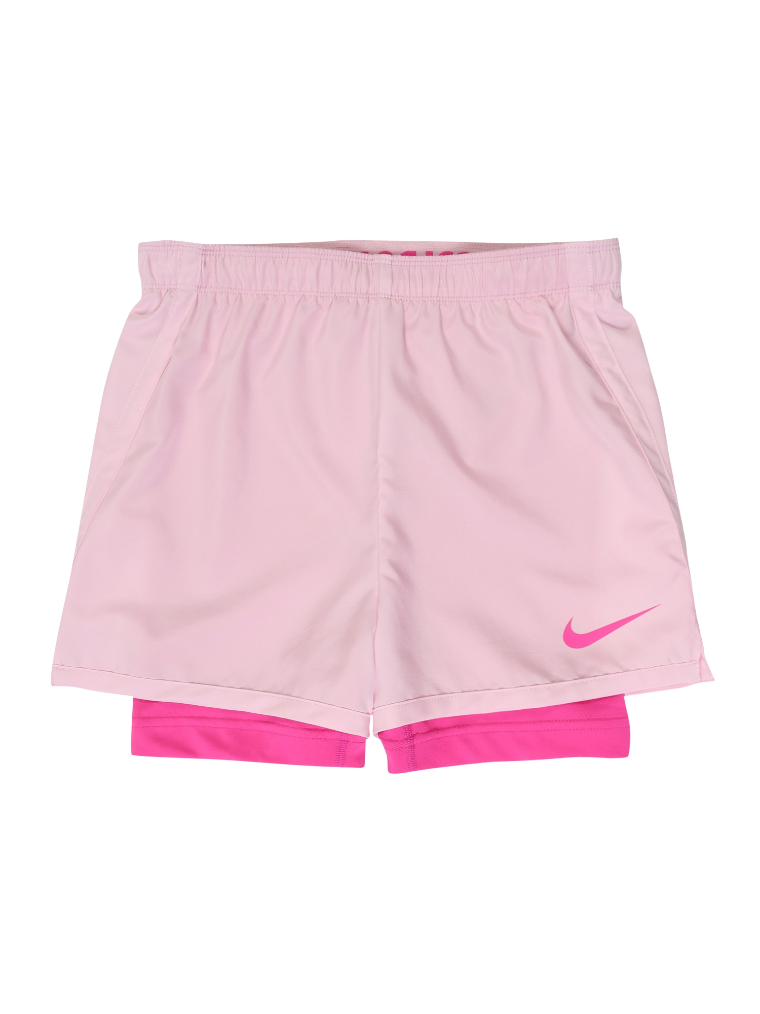 Sportovní kalhoty pink růžová NIKE