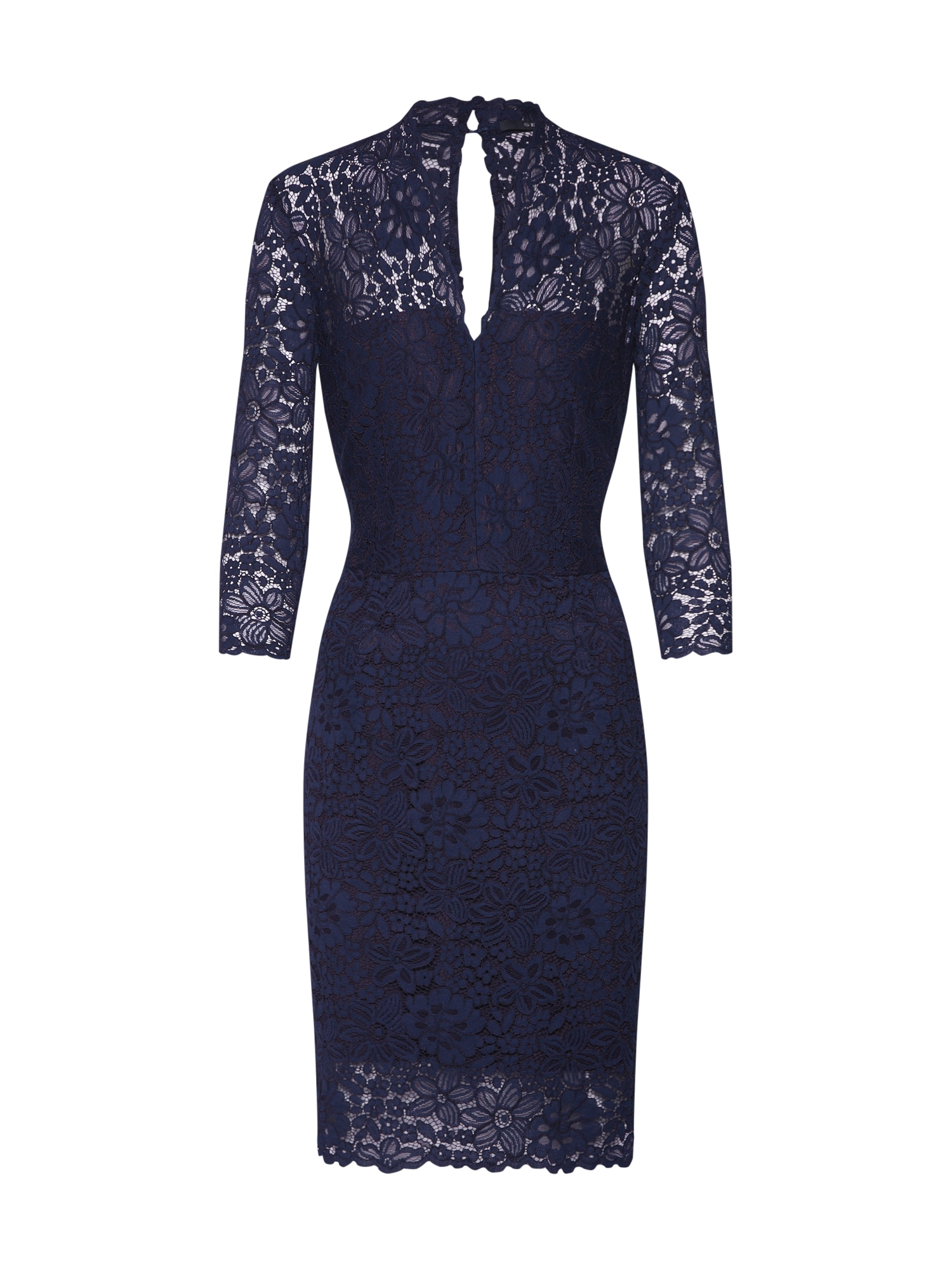 Šaty modrá SET