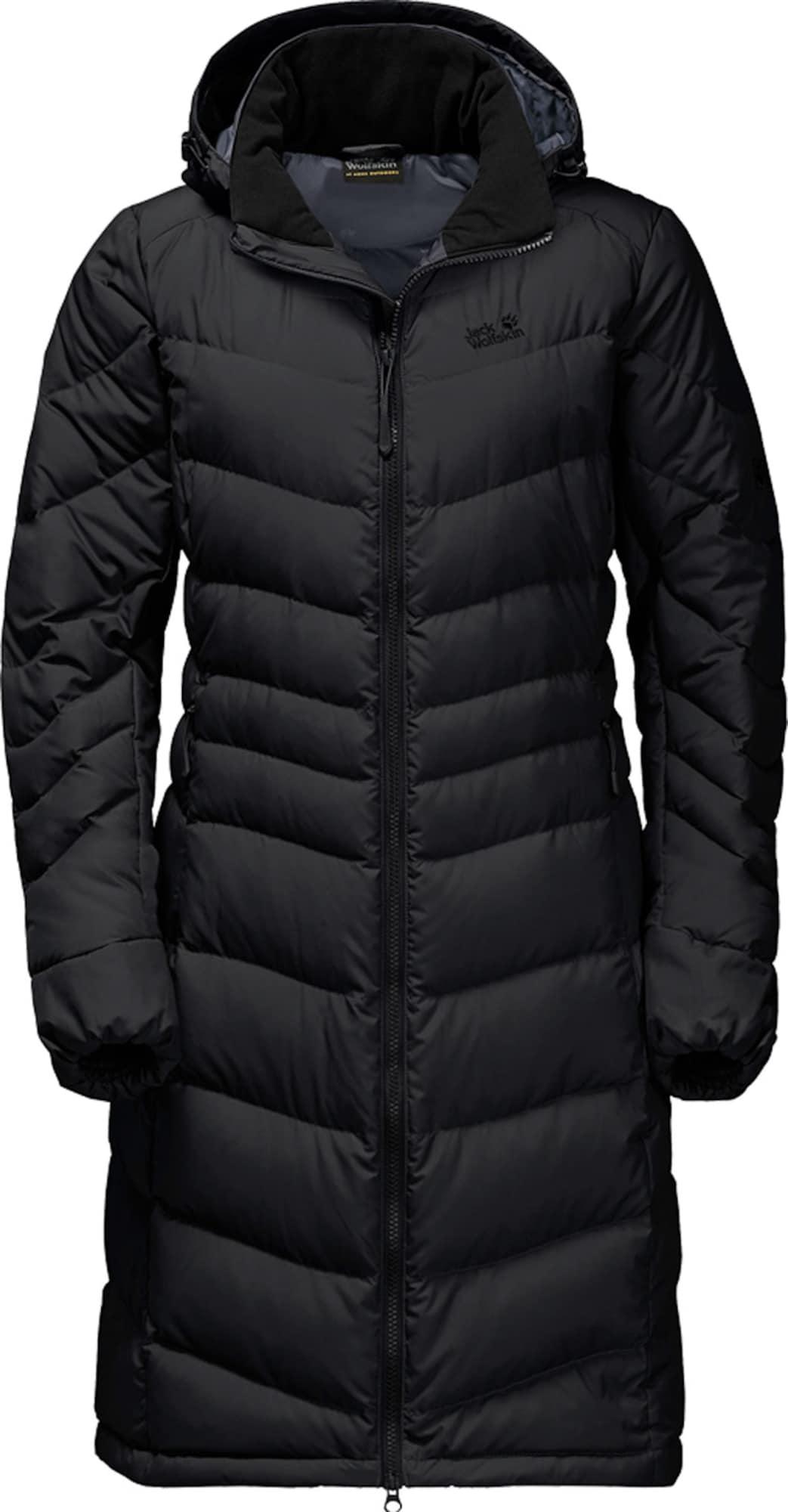 Outdoorová bunda Selenium černá JACK WOLFSKIN