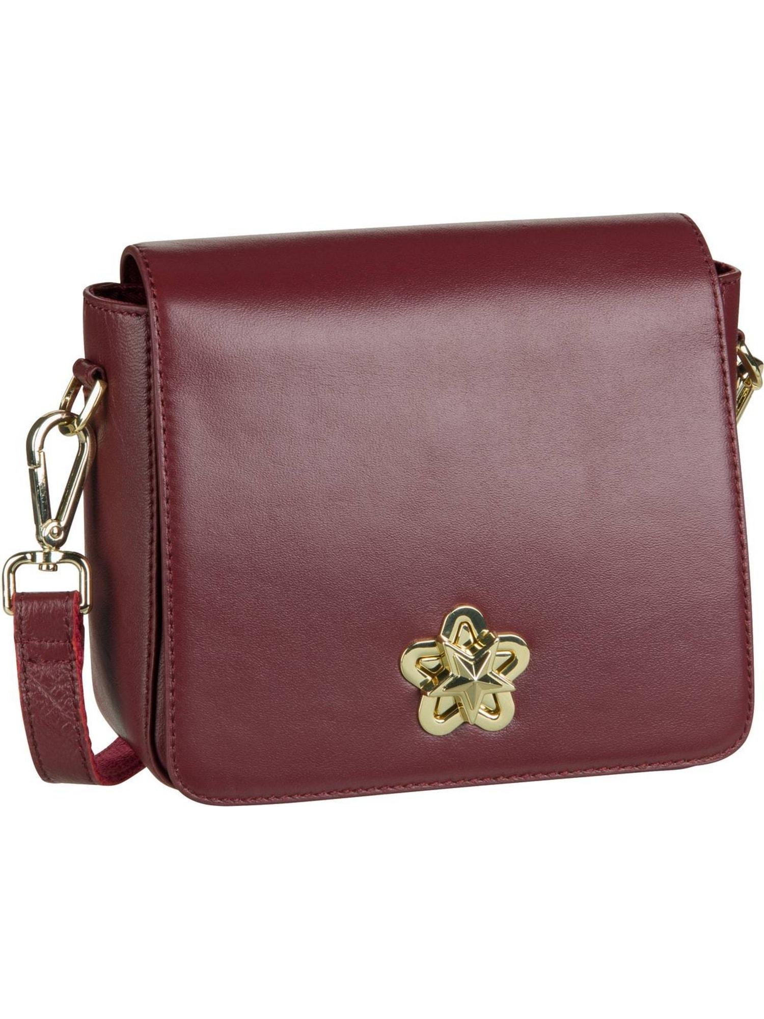 Abendtasche & Clutch ' Twinkle ' | Taschen > Handtaschen > Abendtaschen | Bordeaux | FREDsBRUDER