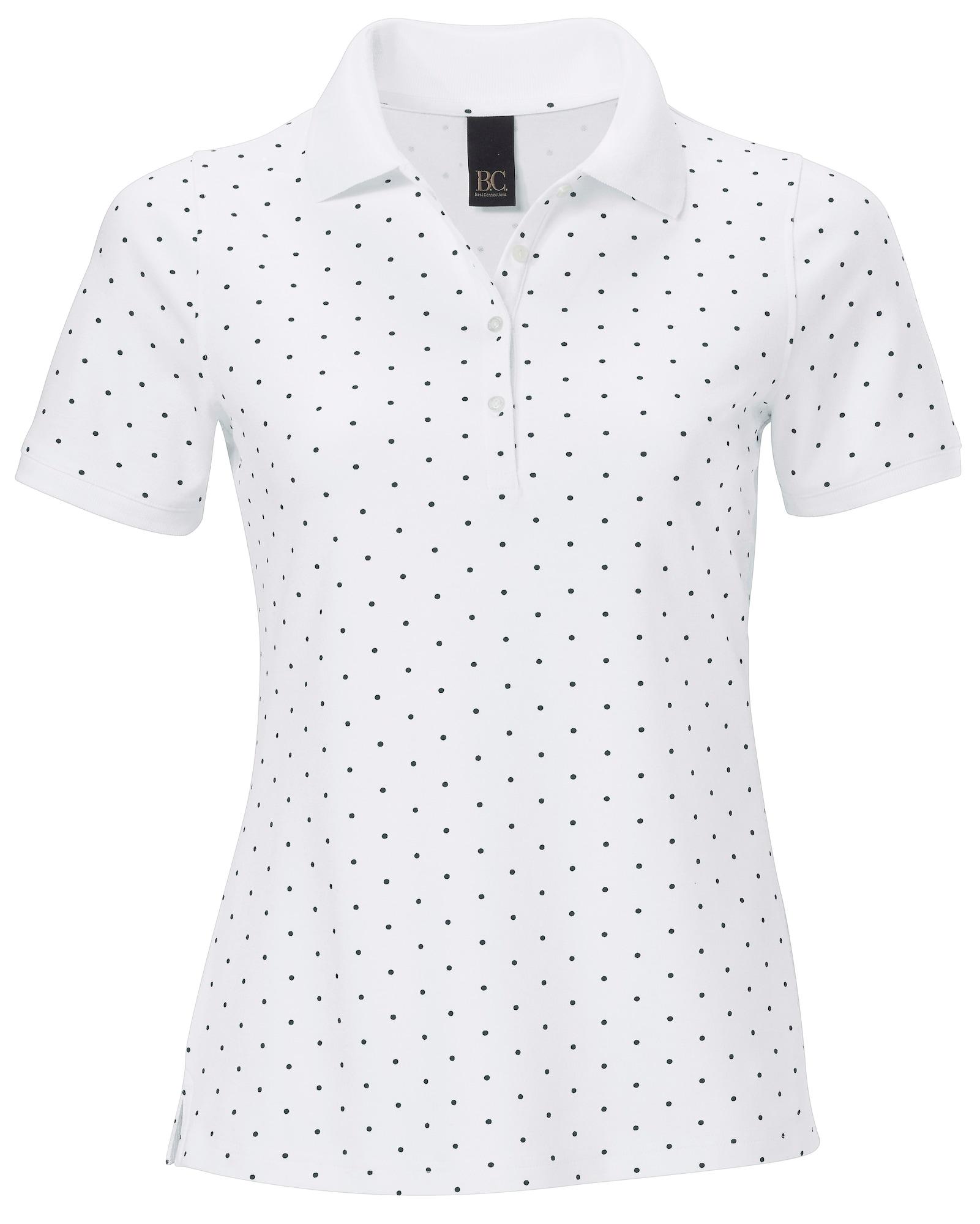 Tričko bílá Heine