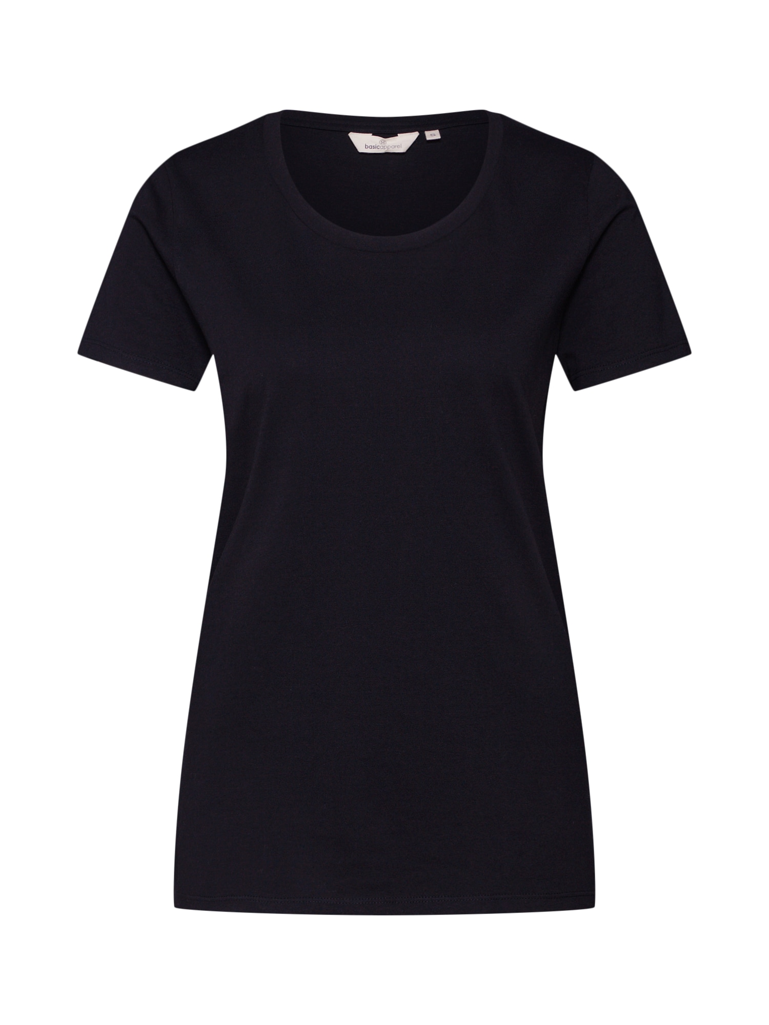 Tričko Rebekka černá Basic Apparel