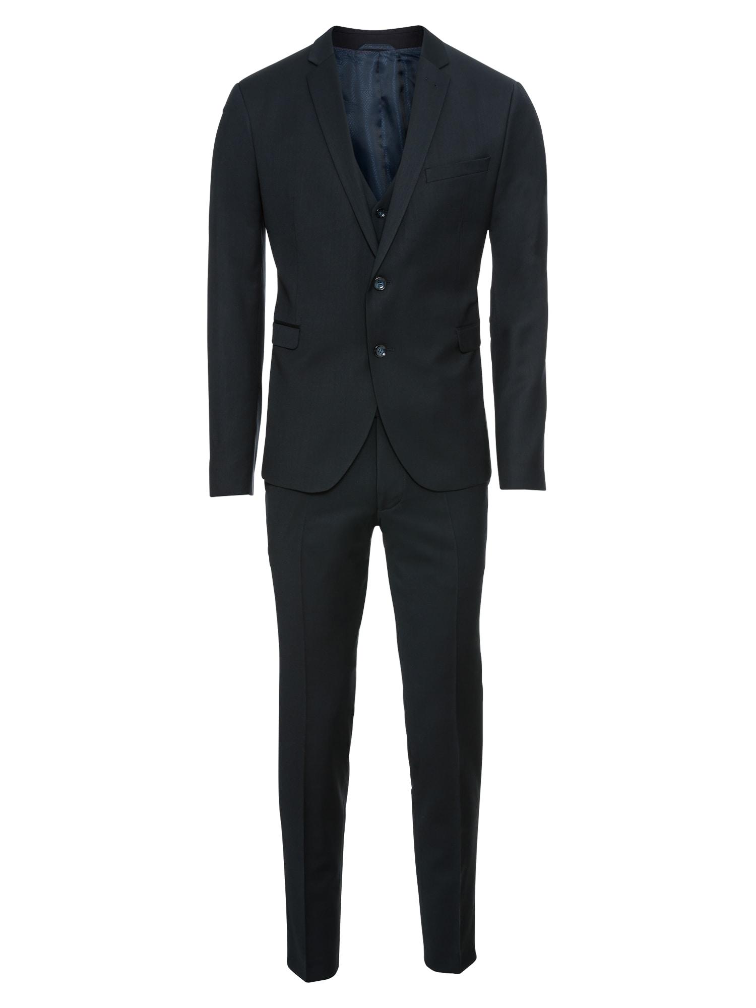 Oblek CITROPPO šedá CINQUE
