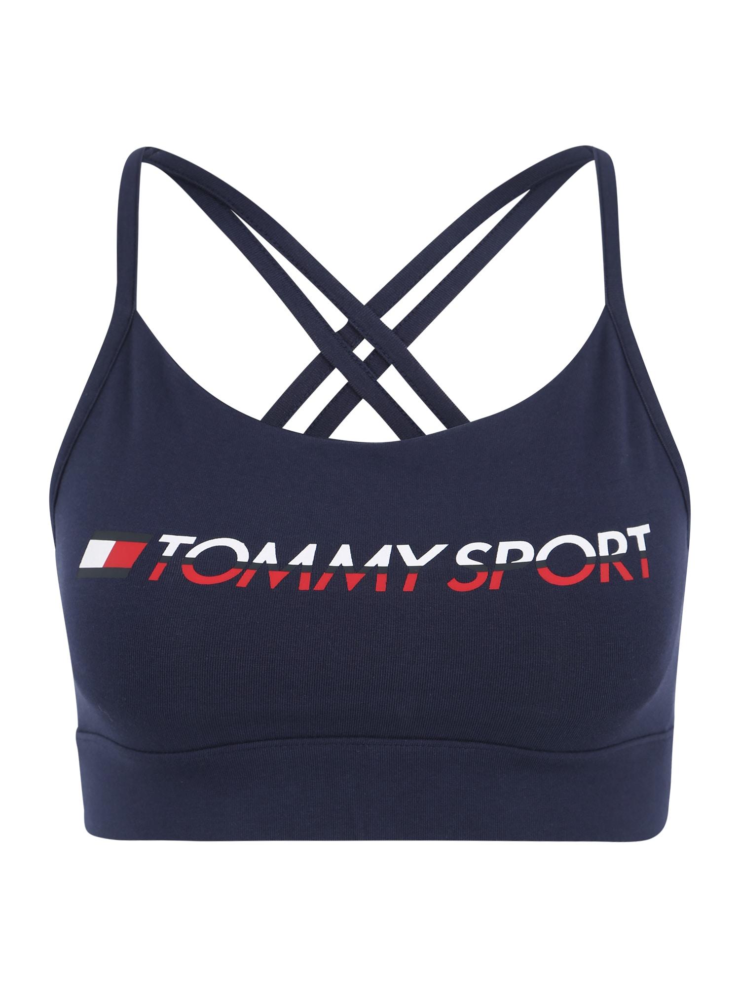 Sportovní podprsenka námořnická modř Tommy Sport