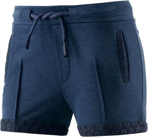 ´Slasher Lace´ Shorts Damen