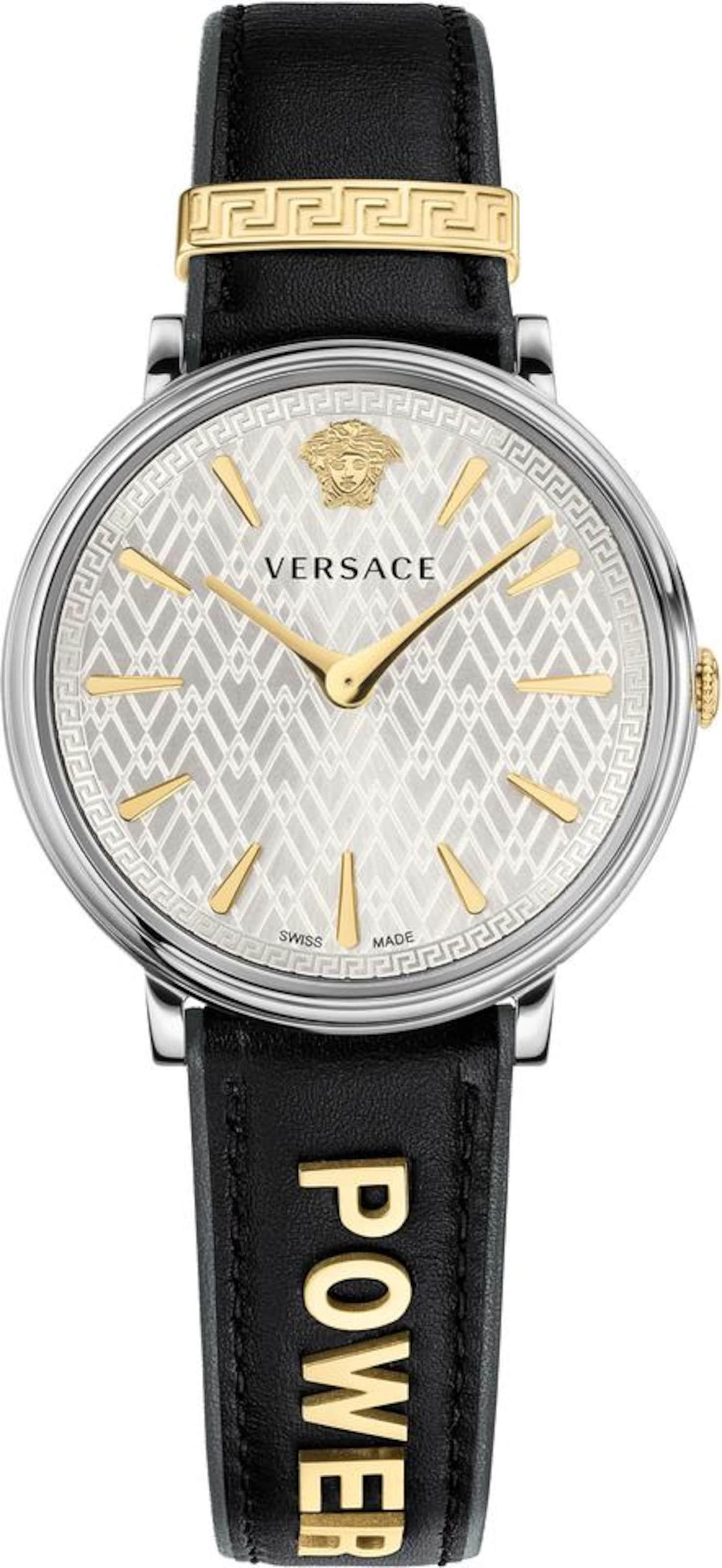 versace - Schweizer Uhr ´VBP110017´ (Set, 2 tlg.)